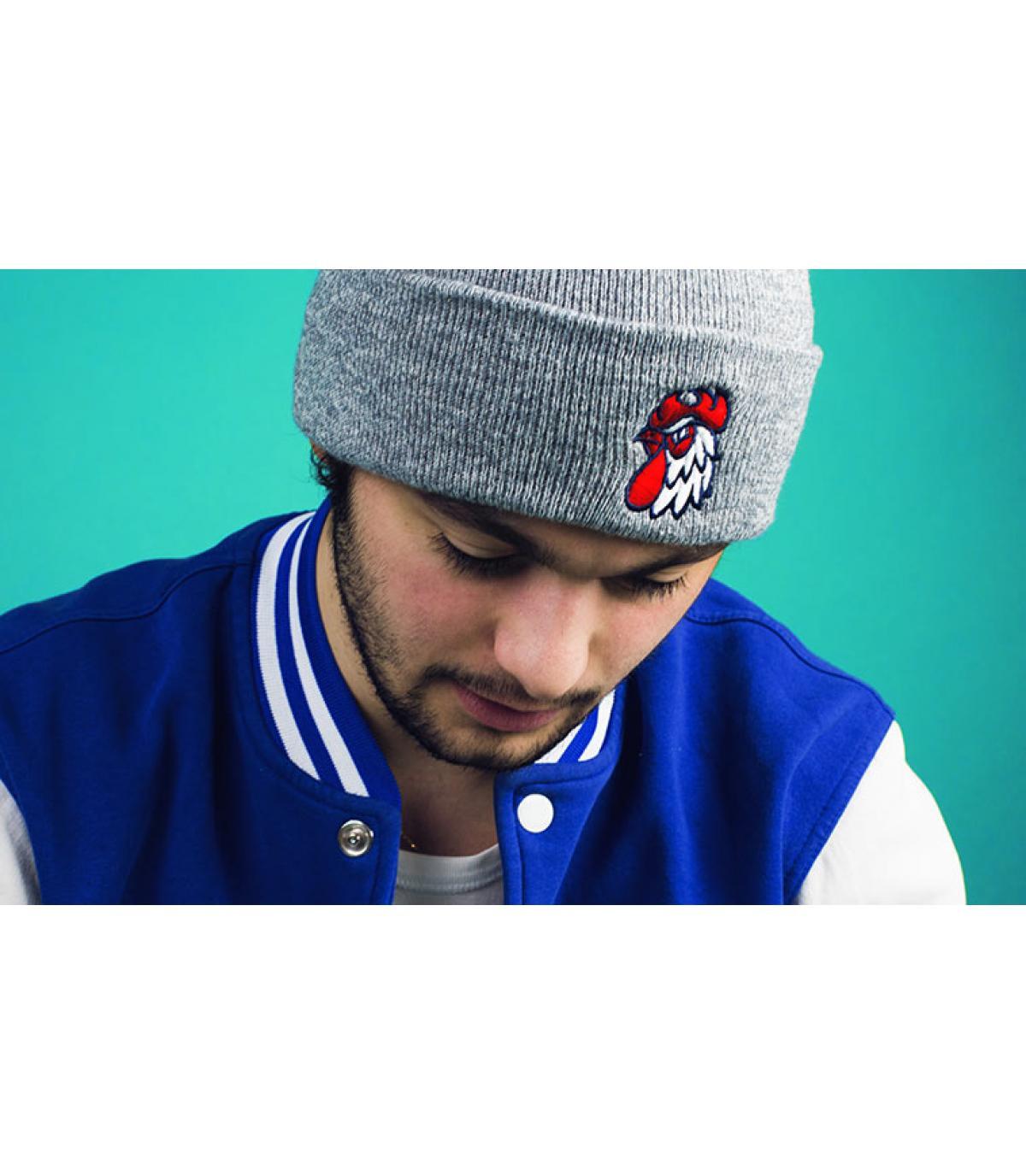 mütze frankreich