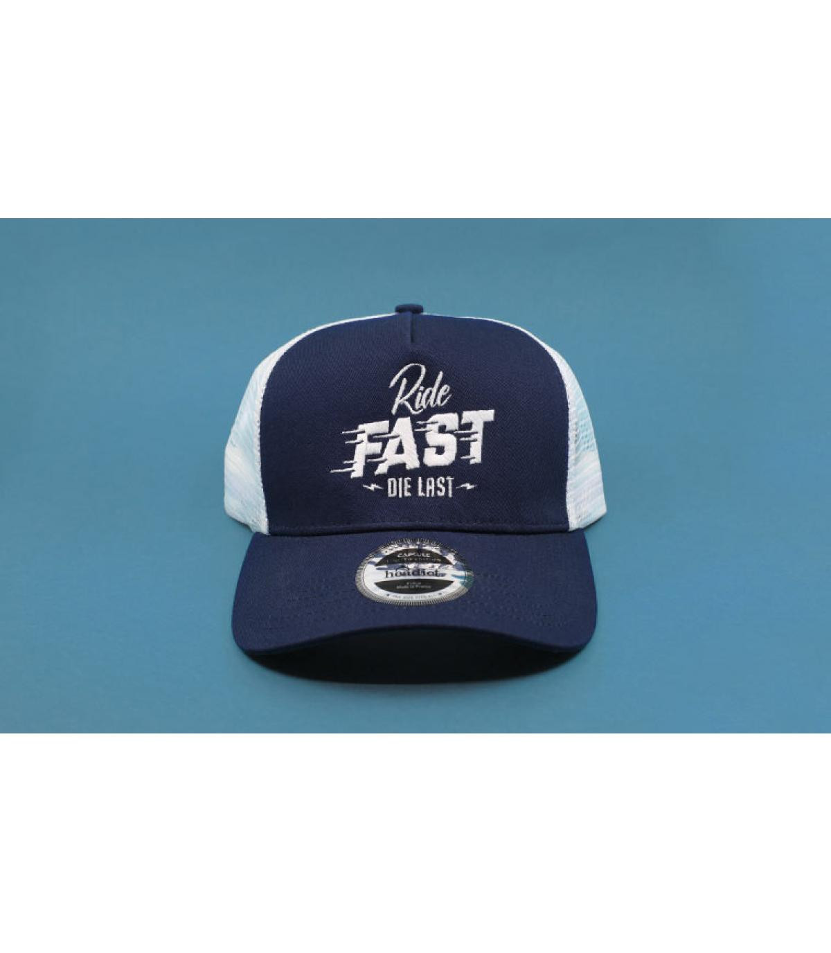 Details Trucker Ride Fast - Abbildung 3