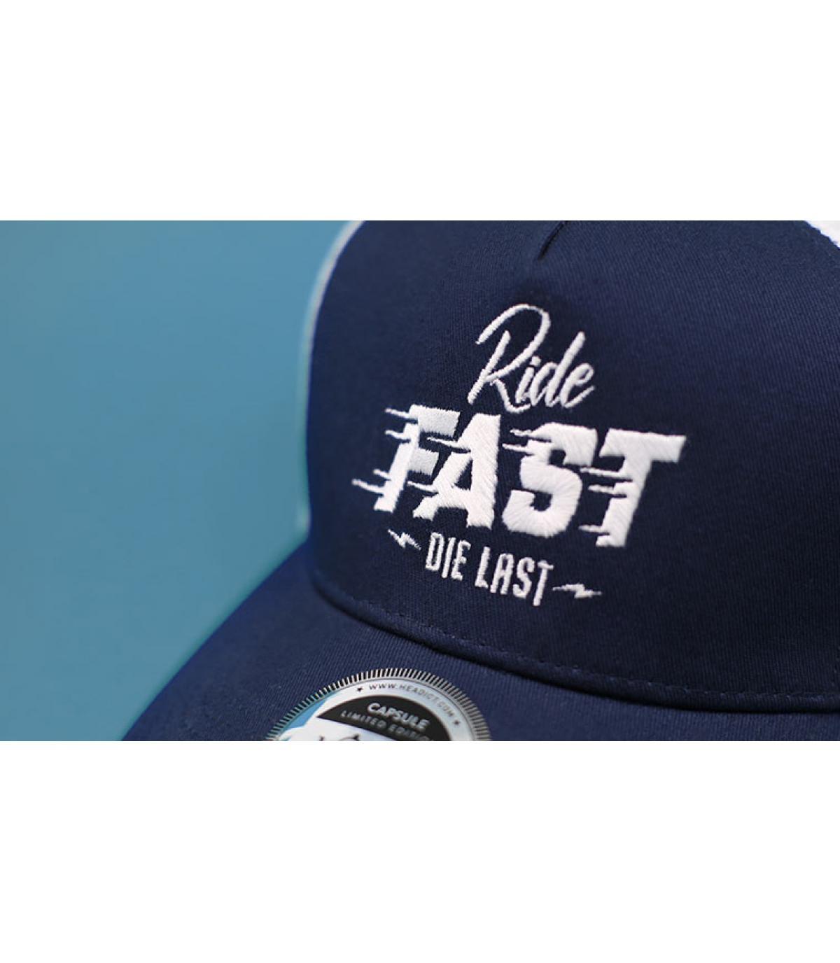 Details Trucker Ride Fast - Abbildung 5