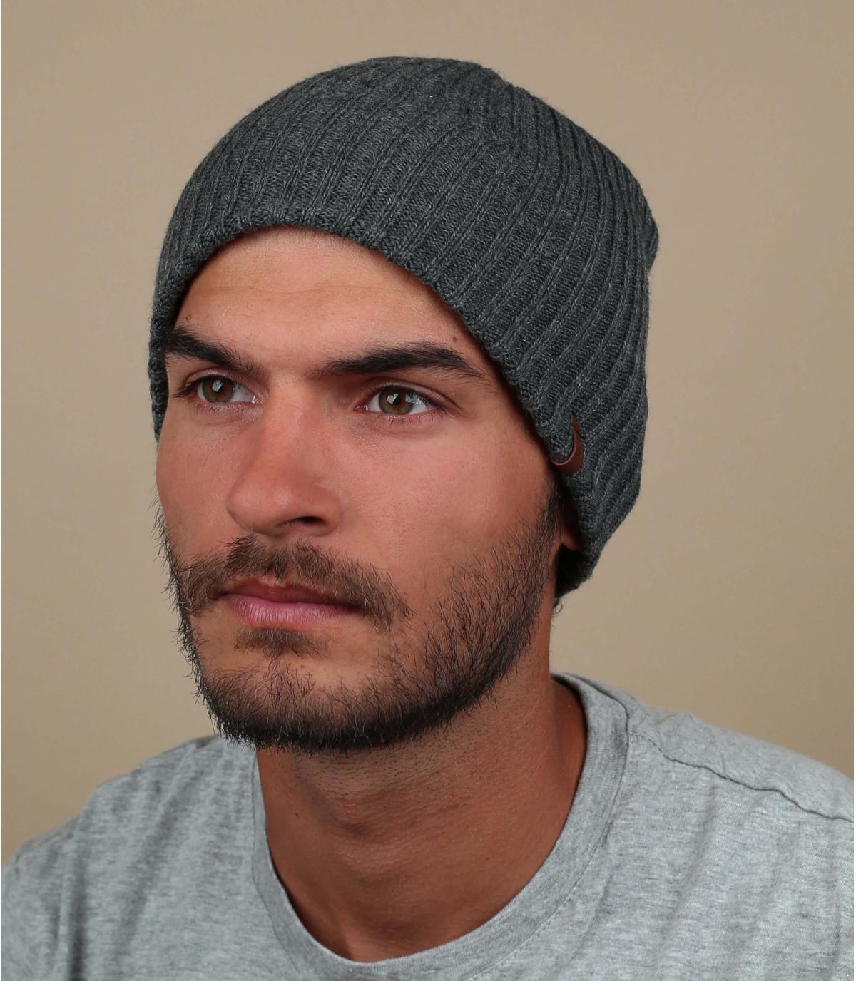 Mütze wilbert grau