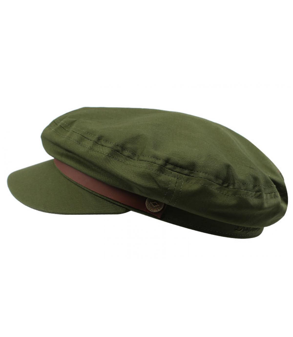 Seemannsmütze olivgrün Brixton
