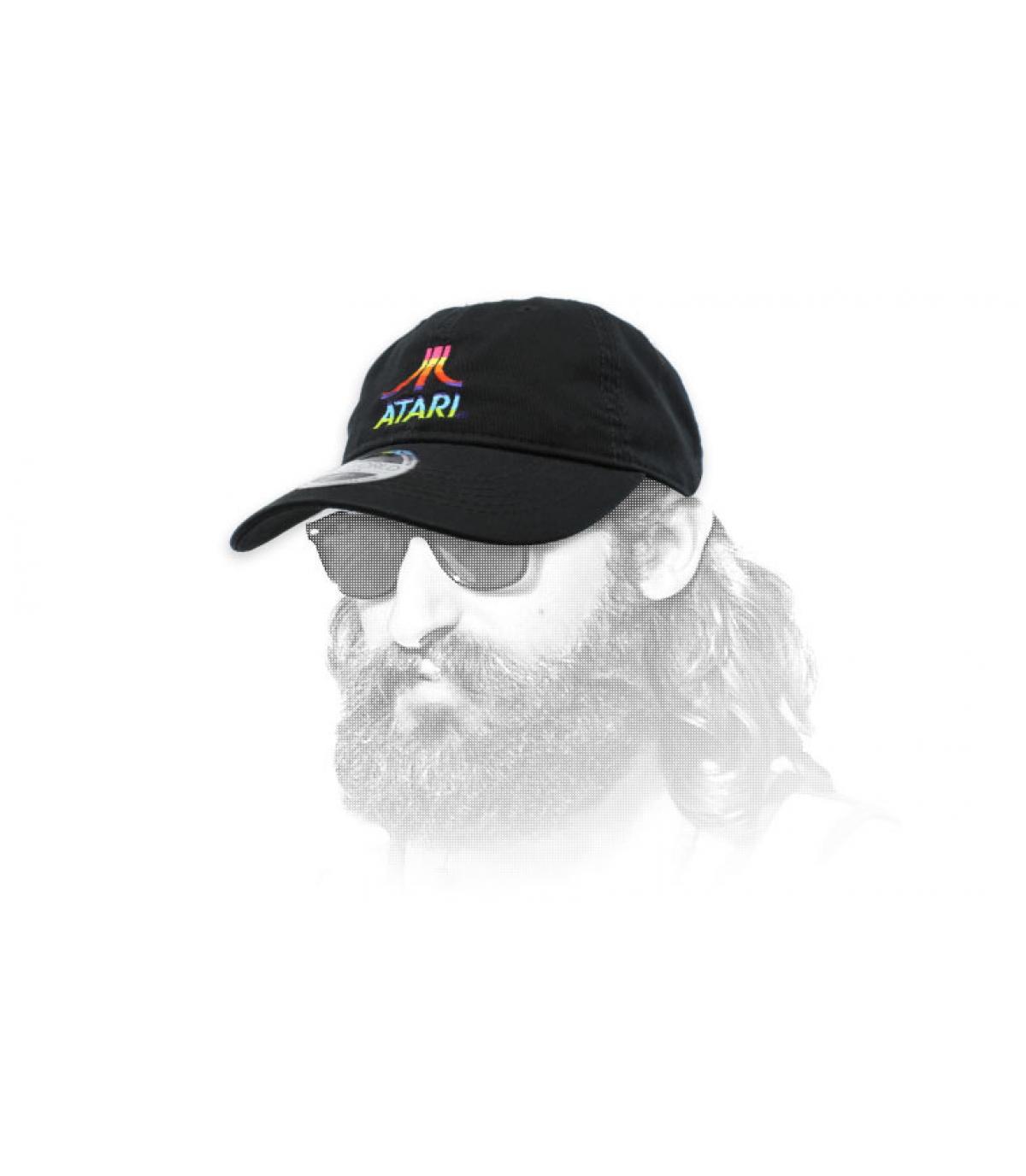 Cap Atari Logo