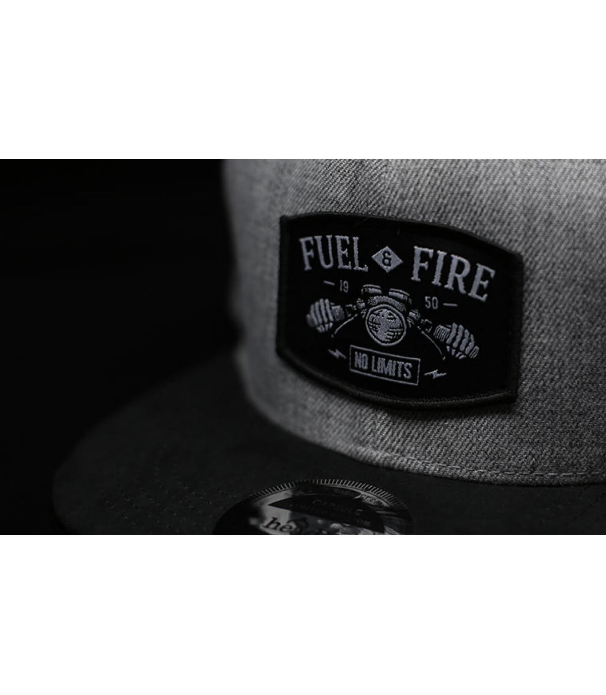 Details Snapback Fuel & Fire - Abbildung 4