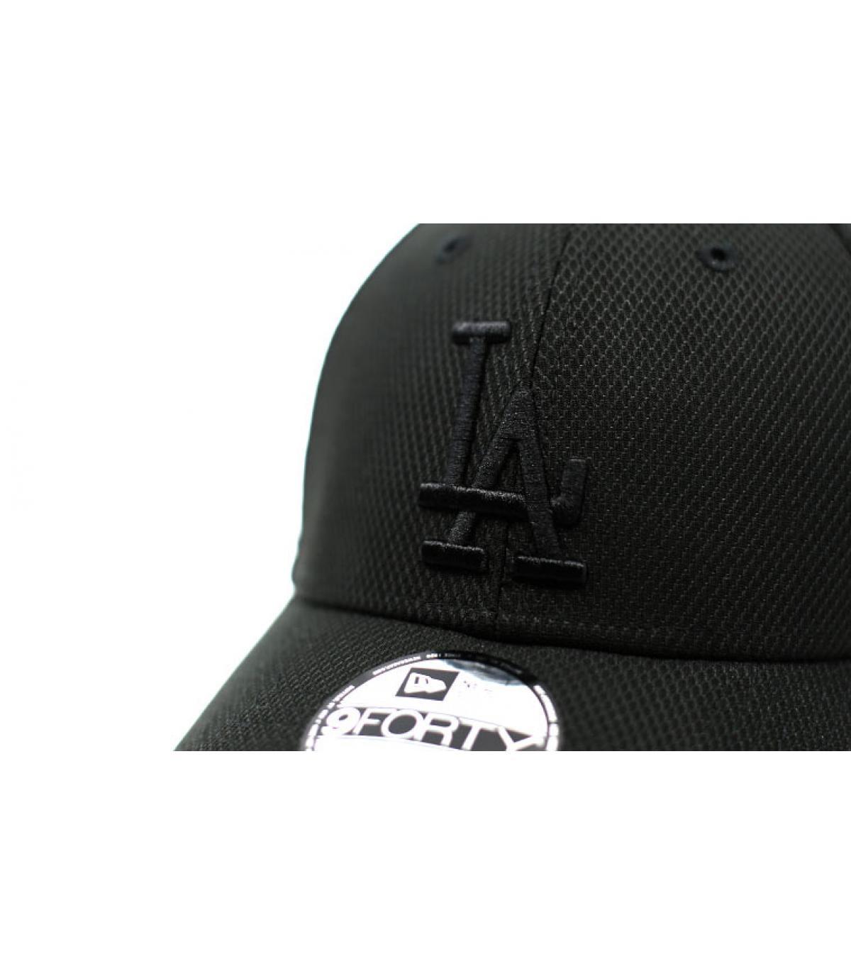 Details Cap Diamond Era 9Forty LA black - Abbildung 3