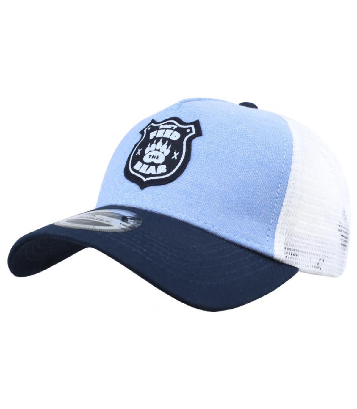 trucker blau Bär
