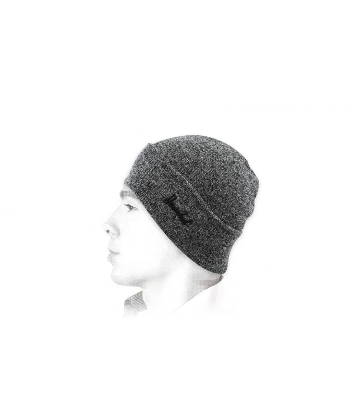 Mütze schwarz meliert Herschel