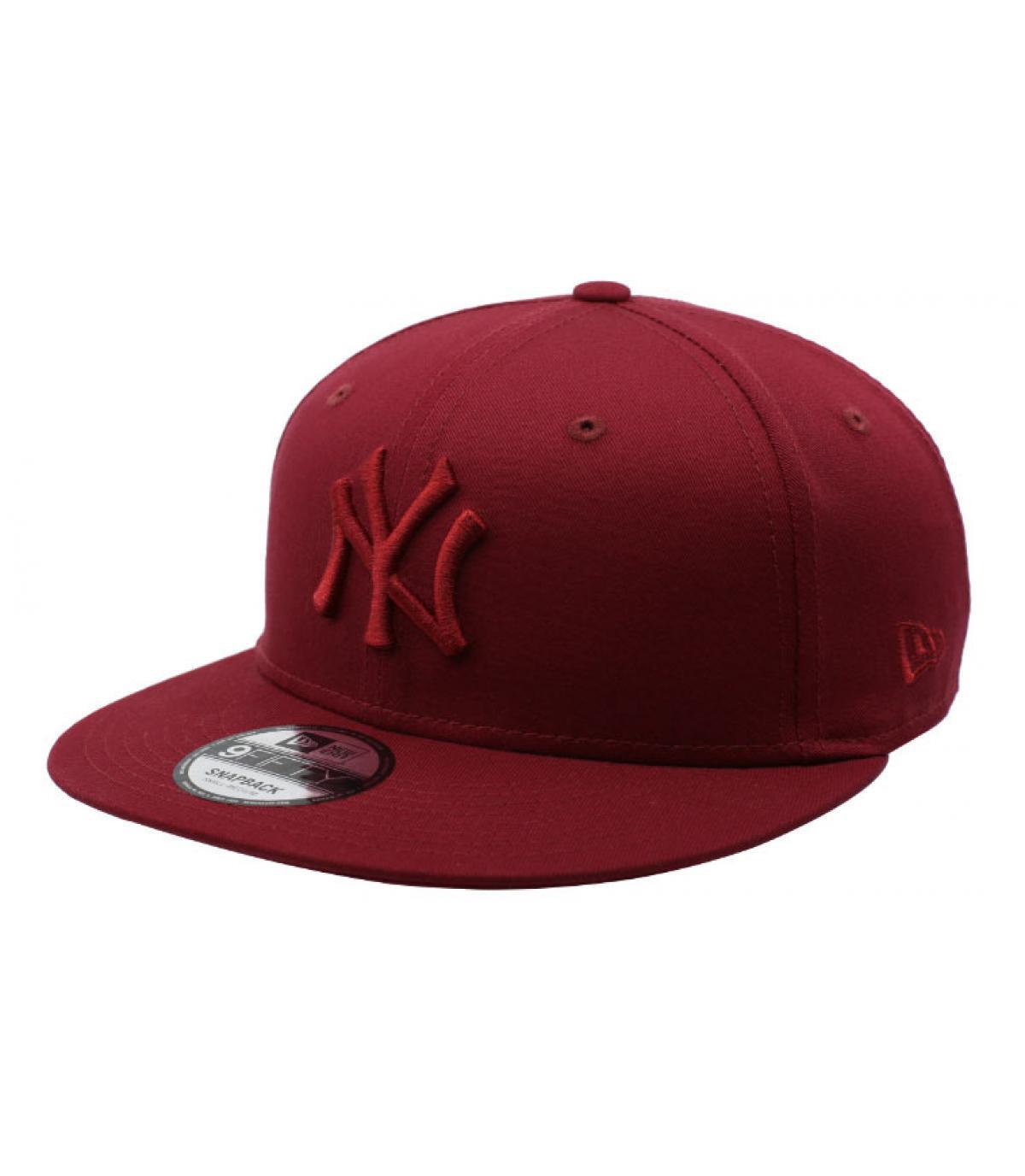 Details Snapback League Ess 9Fifty NY cardinal - Abbildung 2