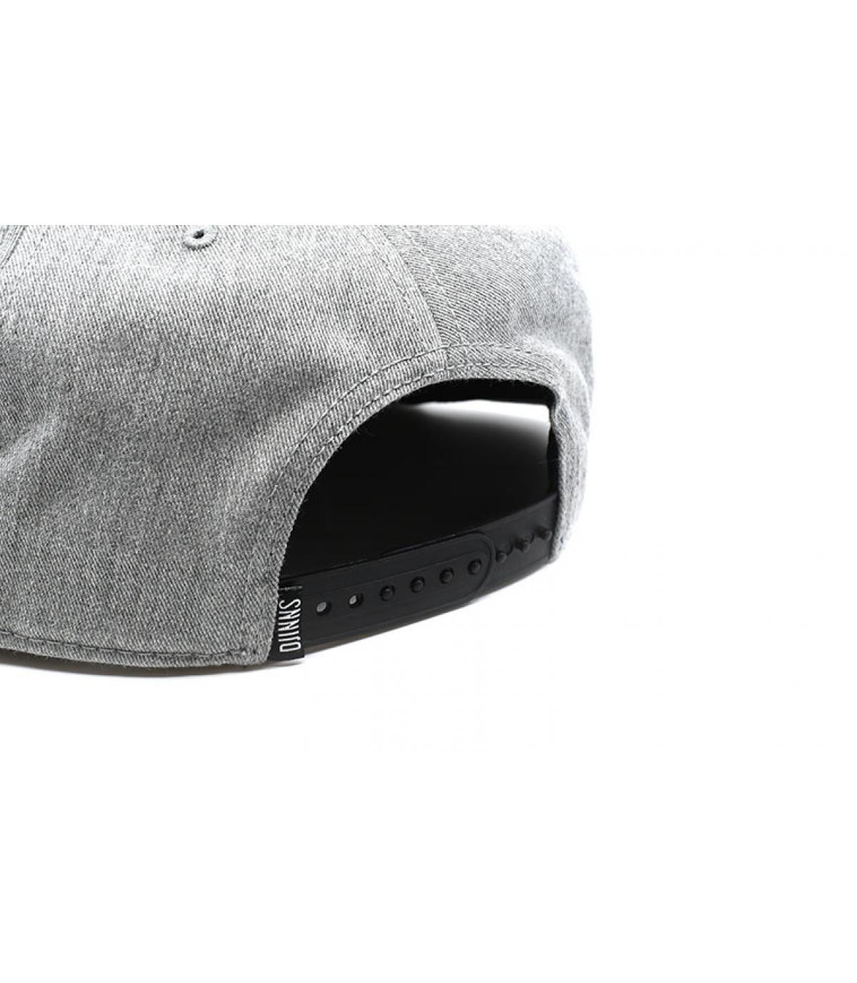 Details Snapback Cigar grey - Abbildung 5