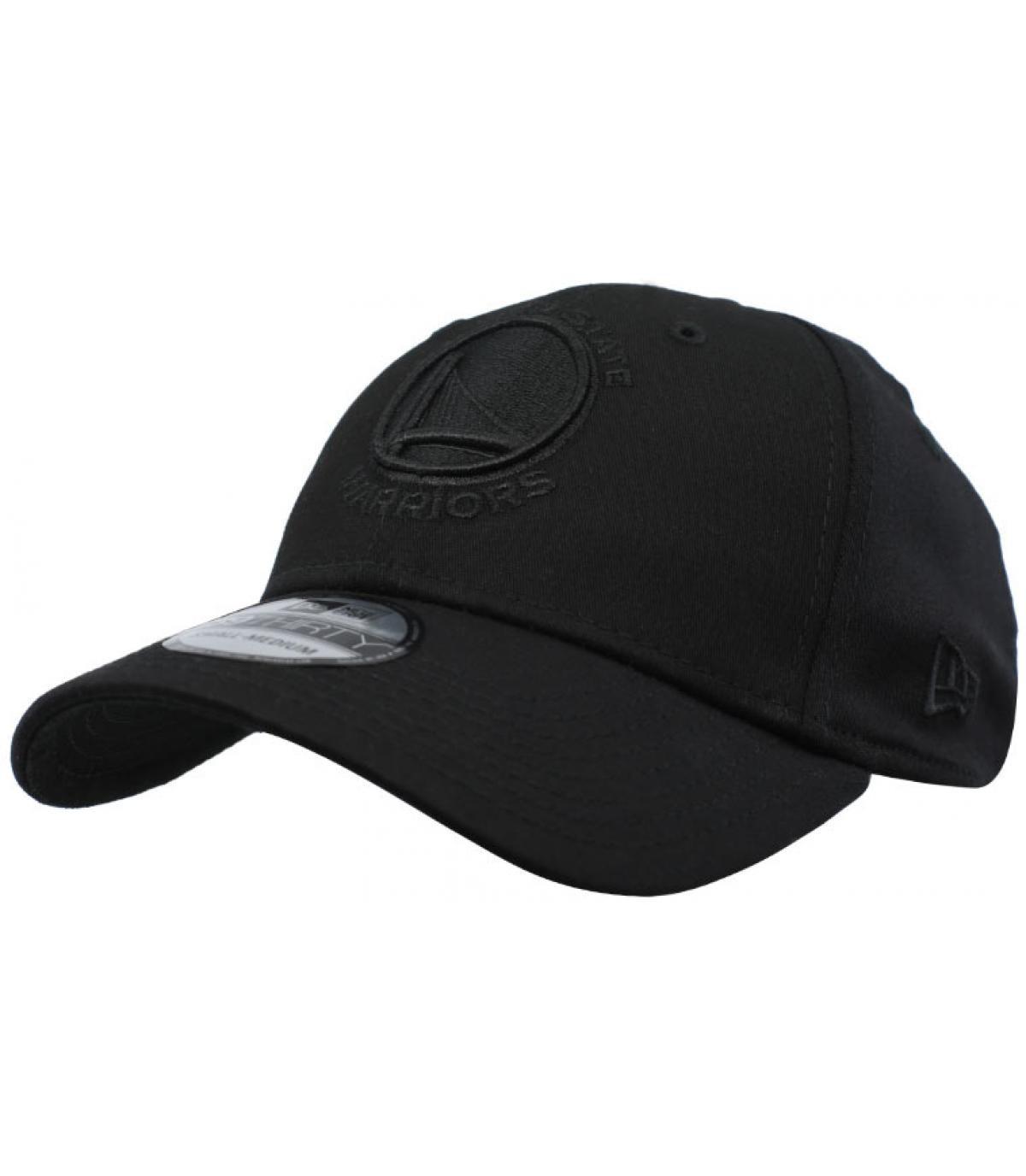 Cap Warriors schwarz