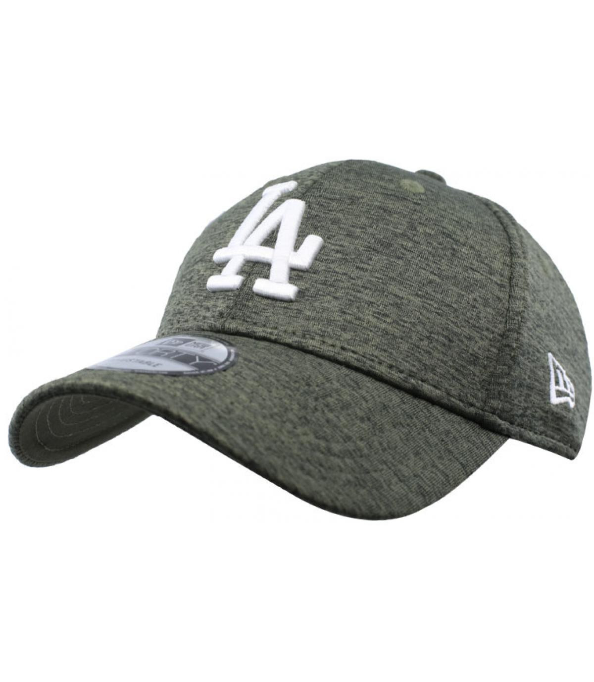 Details Cap LA Dryswitch Jersey 9Forty olive white - Abbildung 1