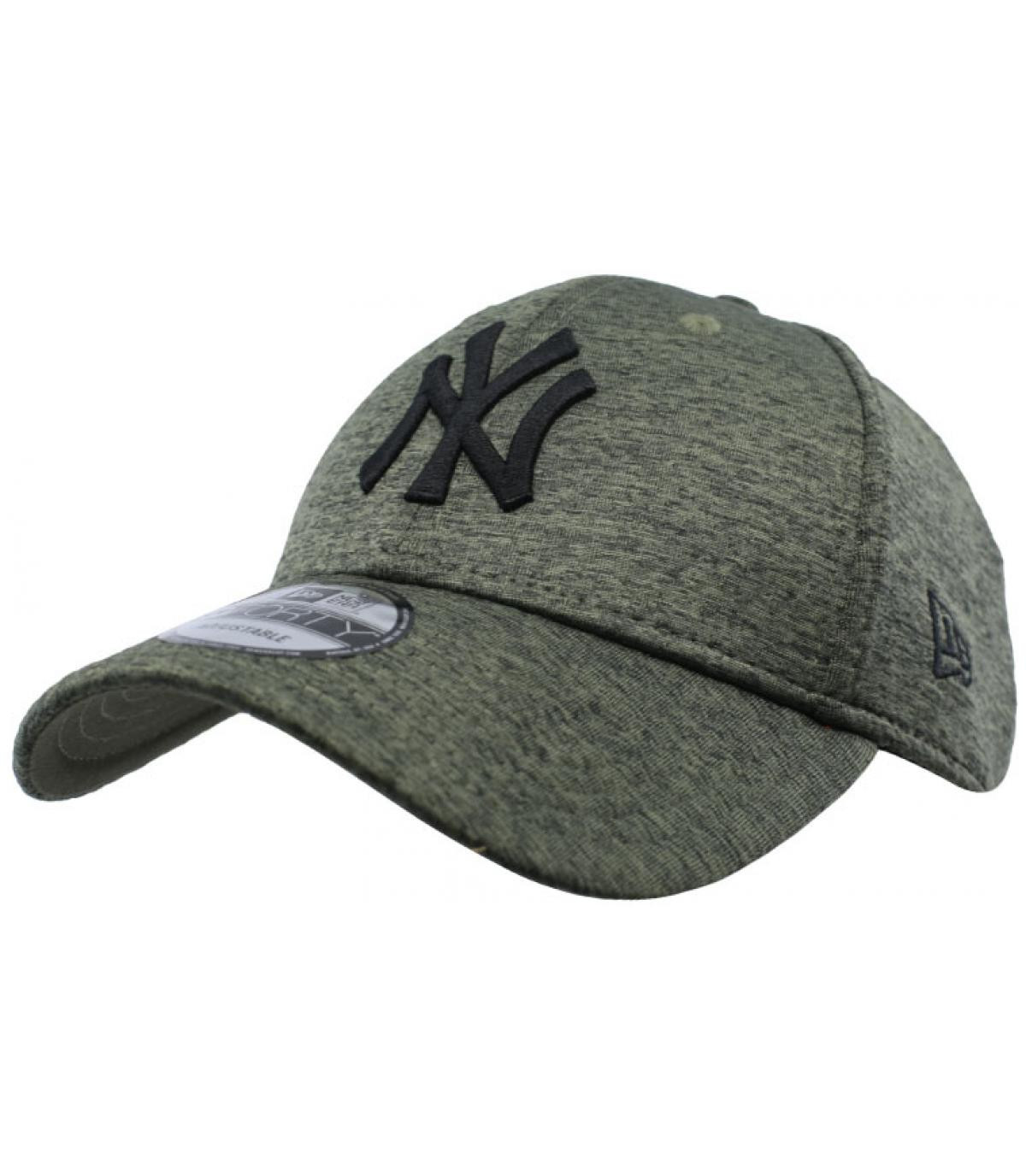 Details Cap NY Dryswitch Jersey 9Forty olive black - Abbildung 2