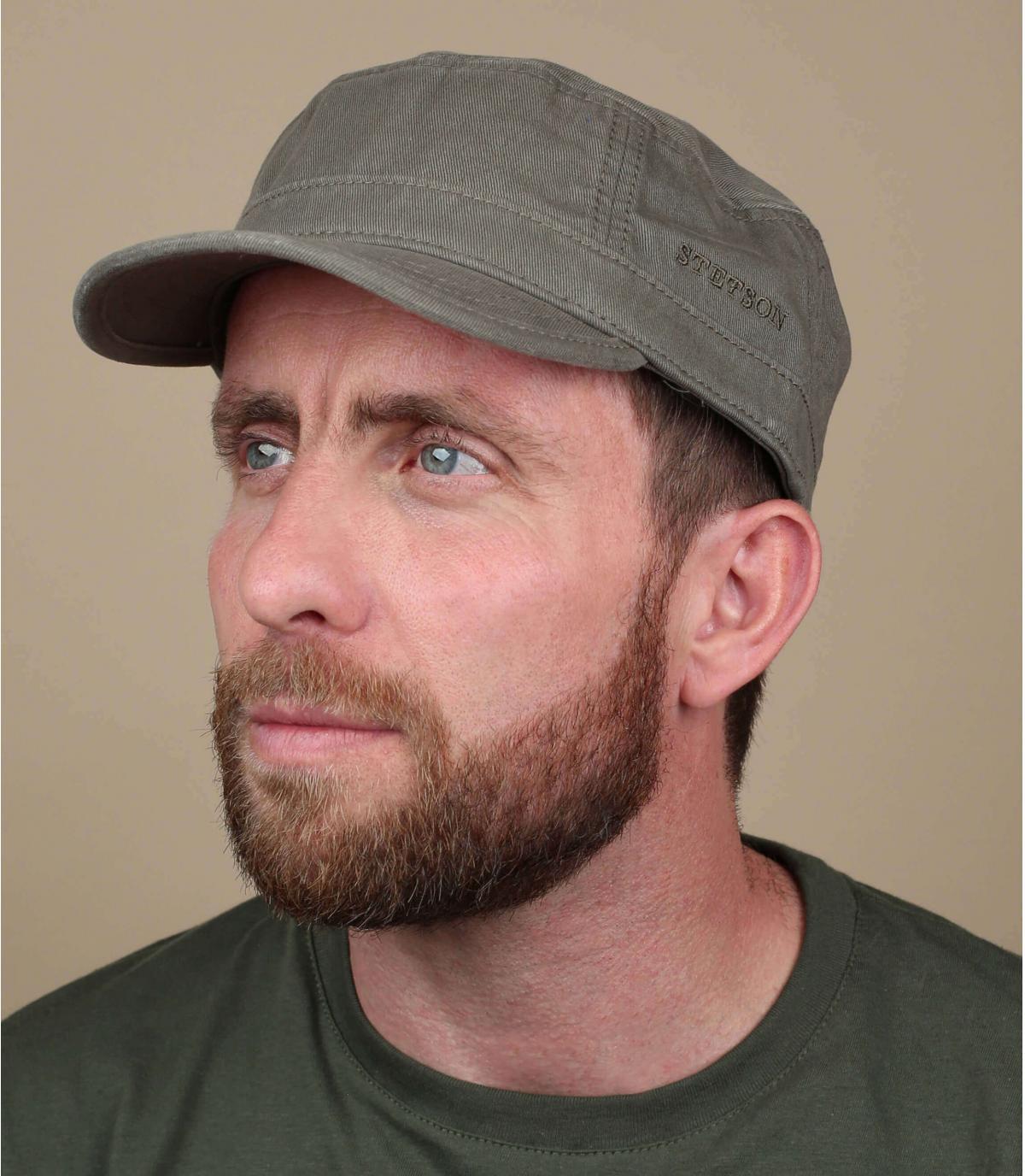 Basic khakifarben Army Cap