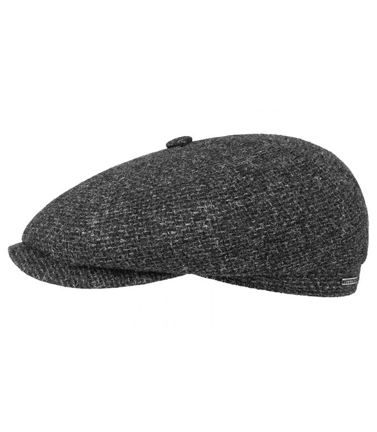 Newboy Cap Shetland Wolle