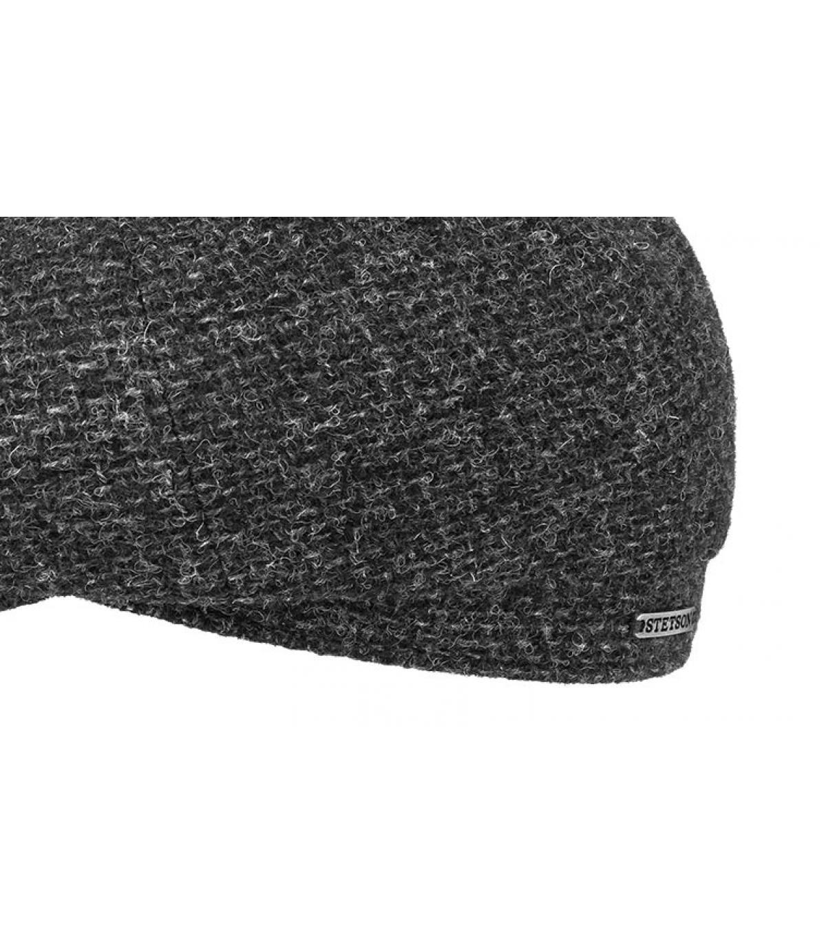 Details Hatteras Wool grey - Abbildung 3