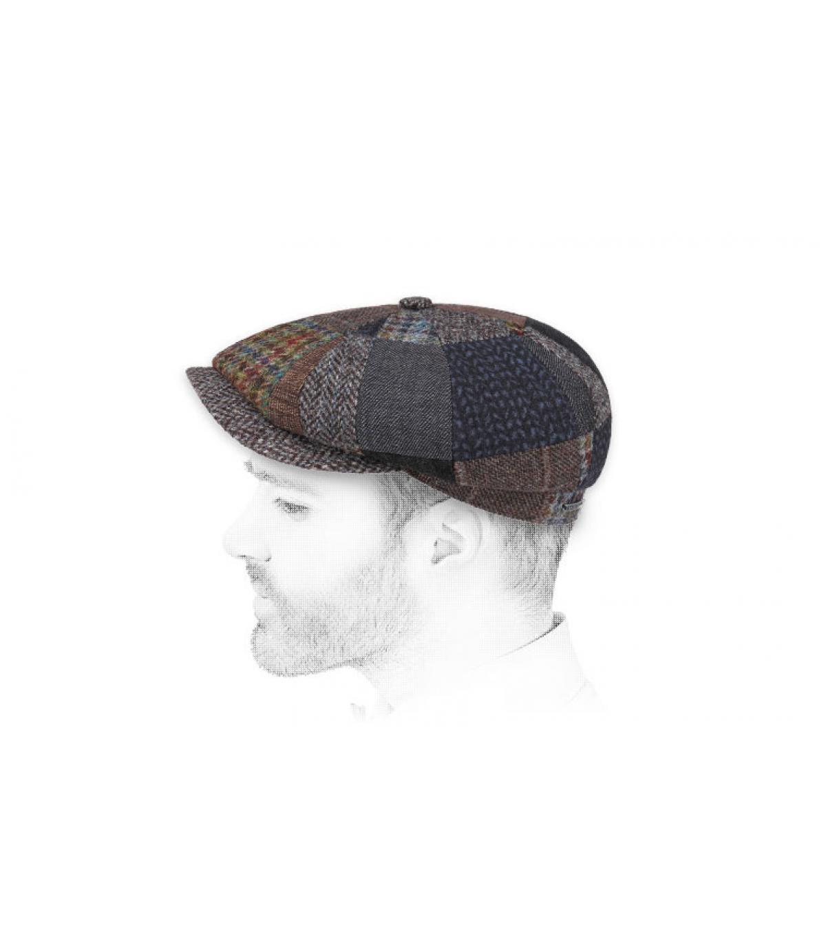 Newboy Cap Wolle