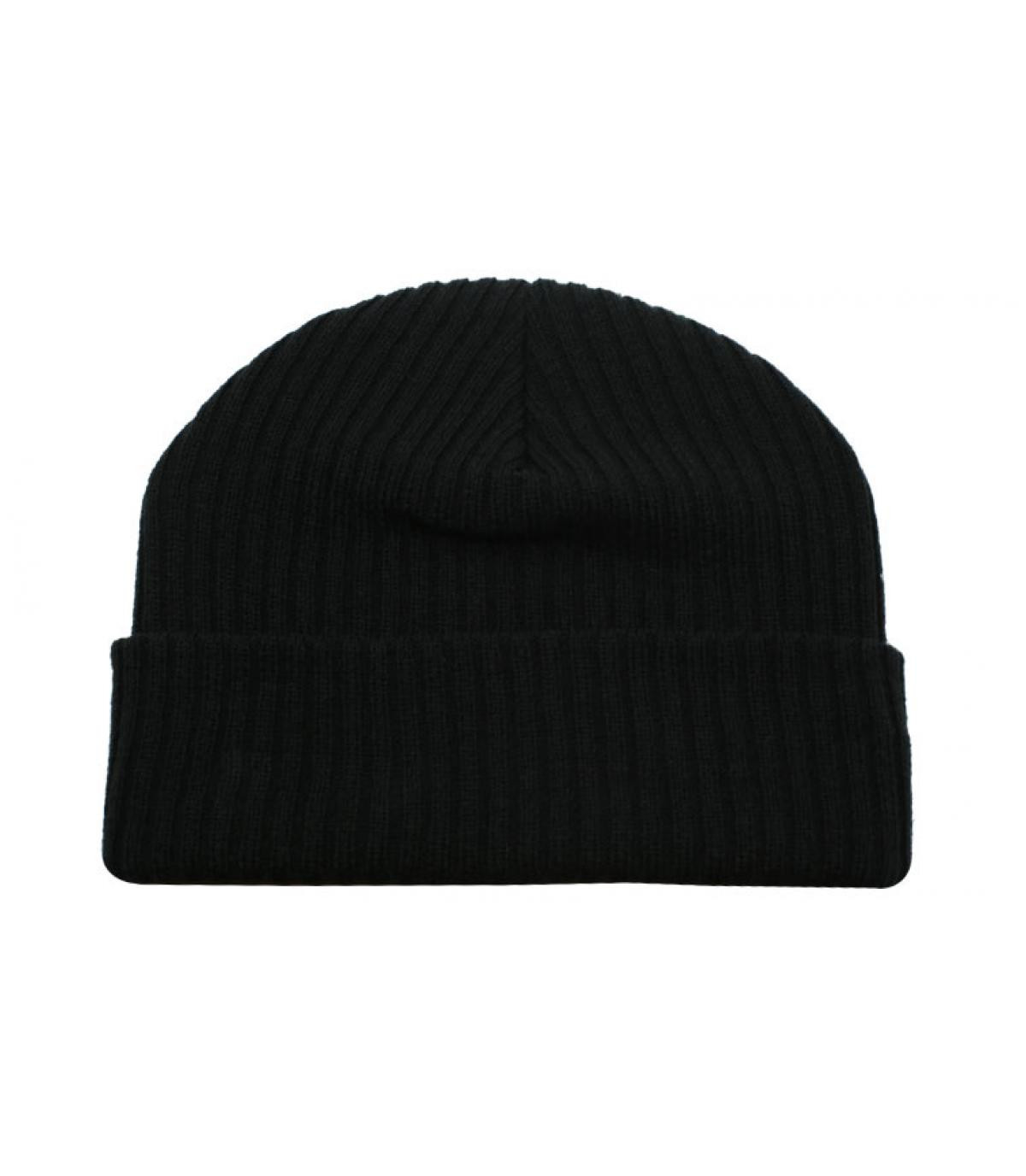 Mütze docker schwarz