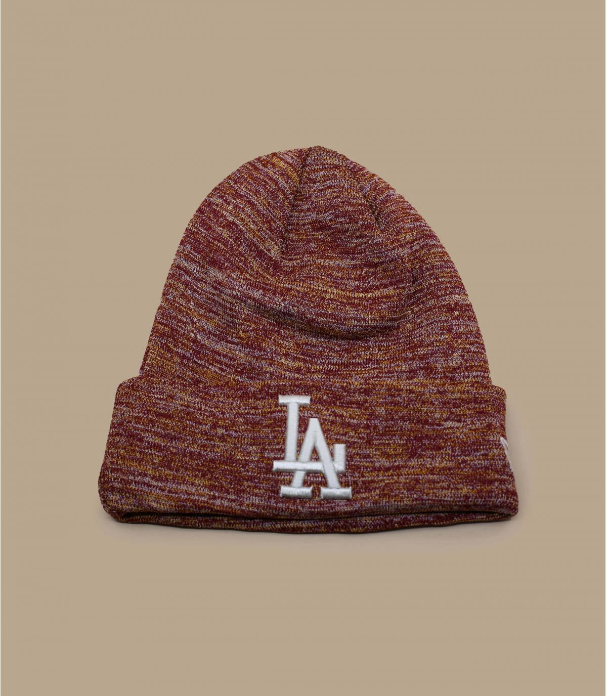 Mütze LA bordeaux