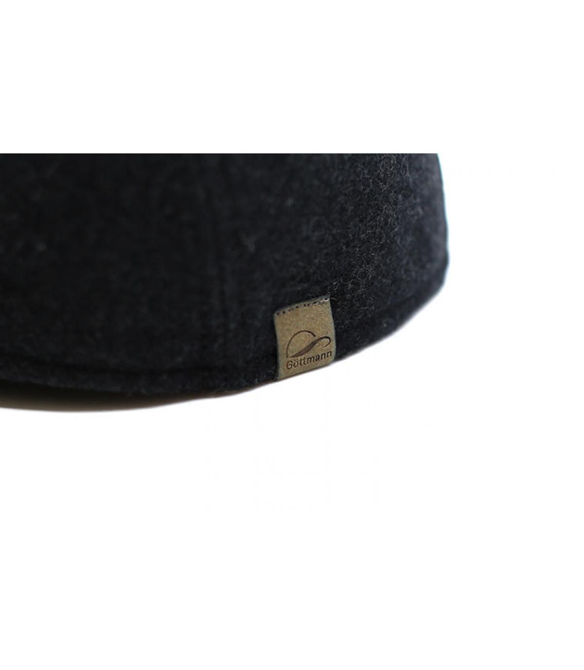 Details Gatsby Wolle grau - Abbildung 3