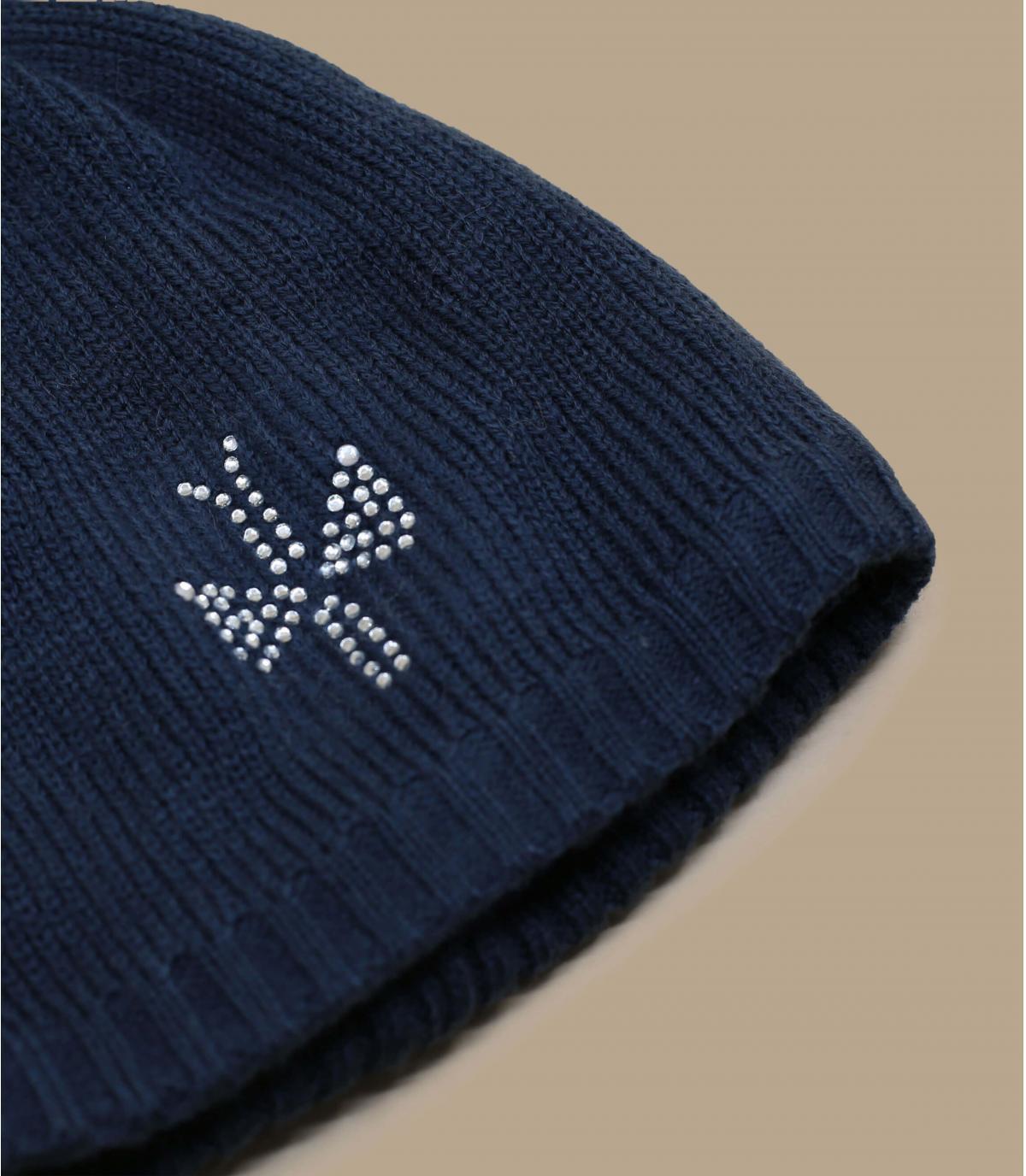 Details Mini Shiny Kid marineblau - Abbildung 3