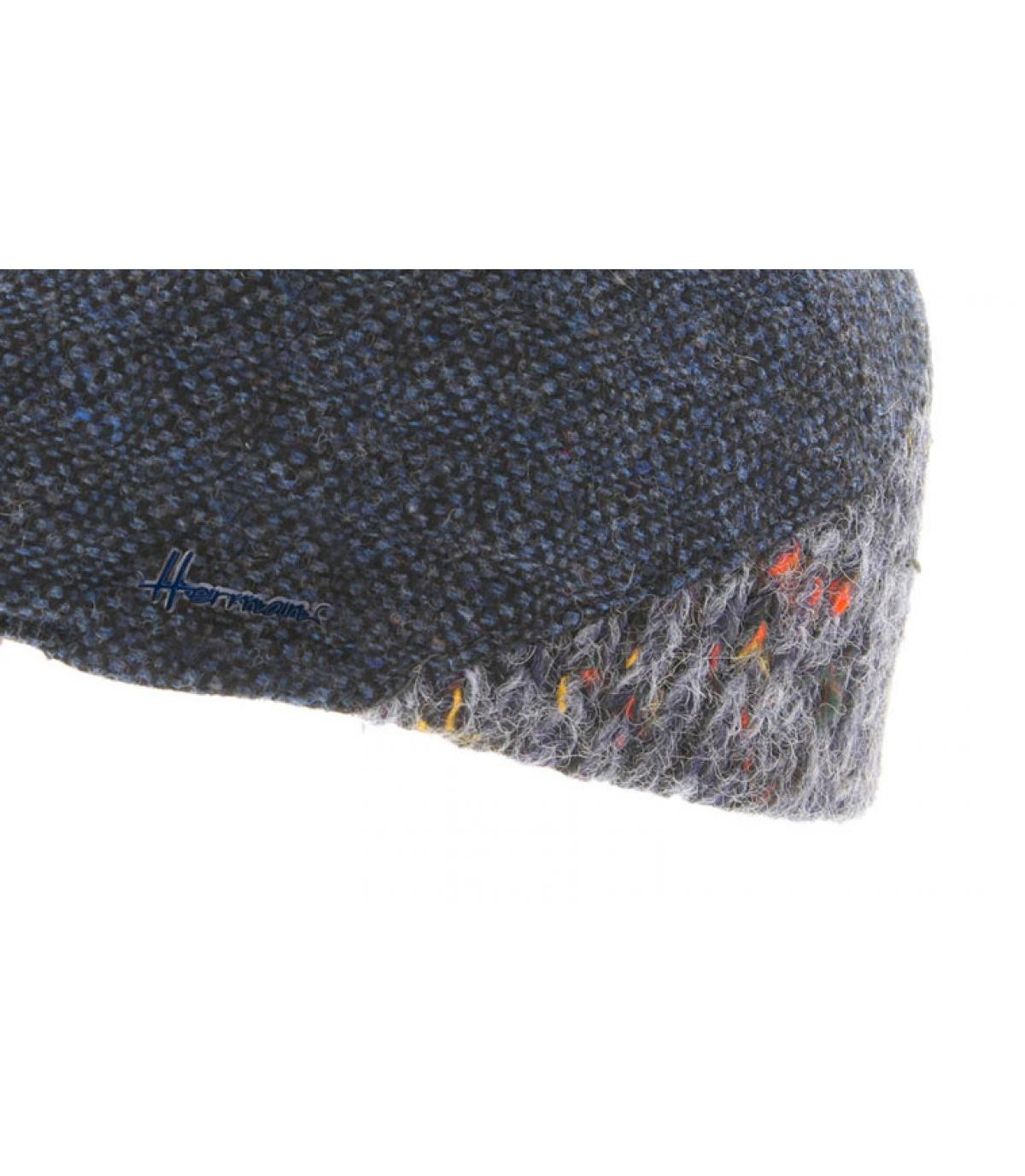 Details Range Wool blue - Abbildung 3