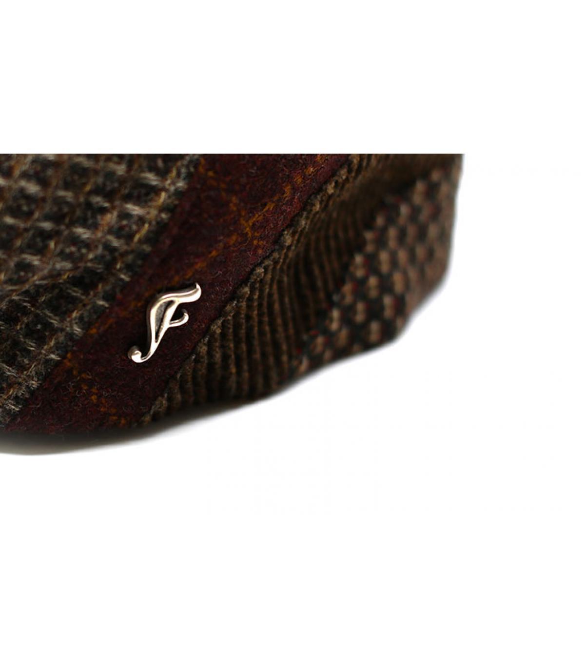 Details Erland braun - Abbildung 3