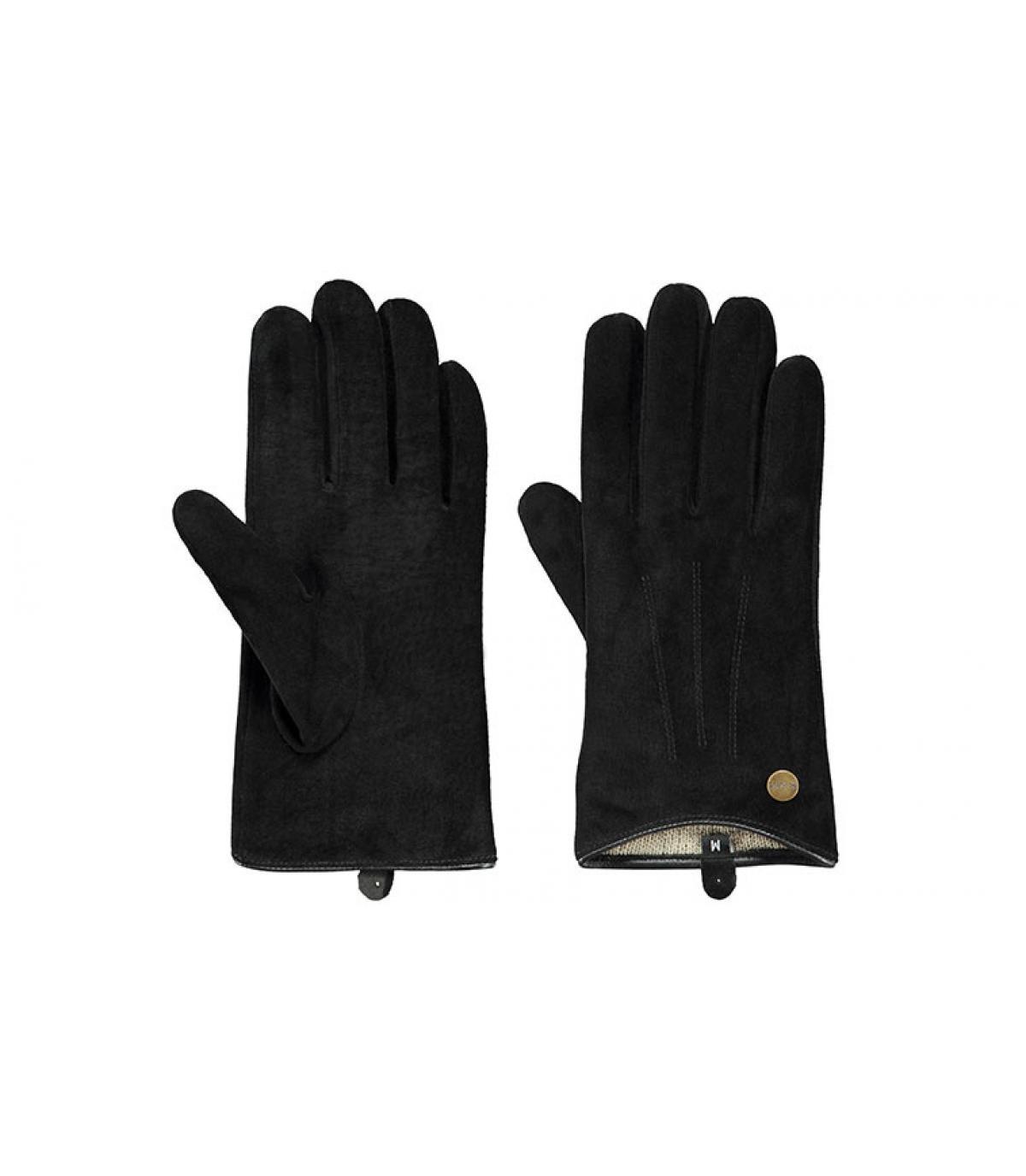 Details Christina Gloves black - Abbildung 2
