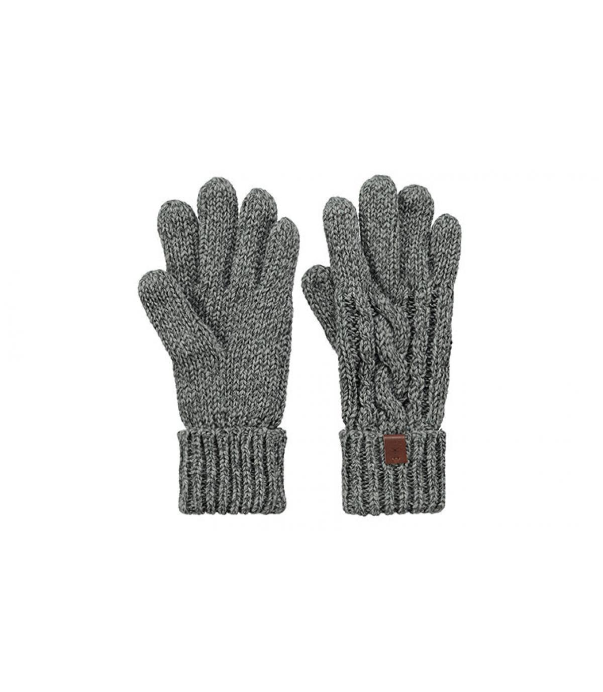 Details Twister Gloves heather grey - Abbildung 2