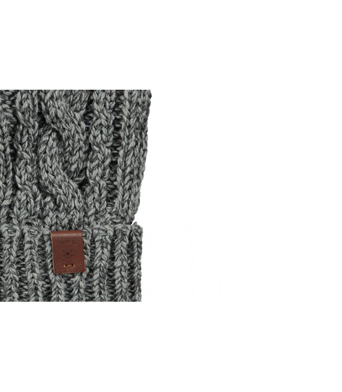 Details Twister Gloves heather grey - Abbildung 3