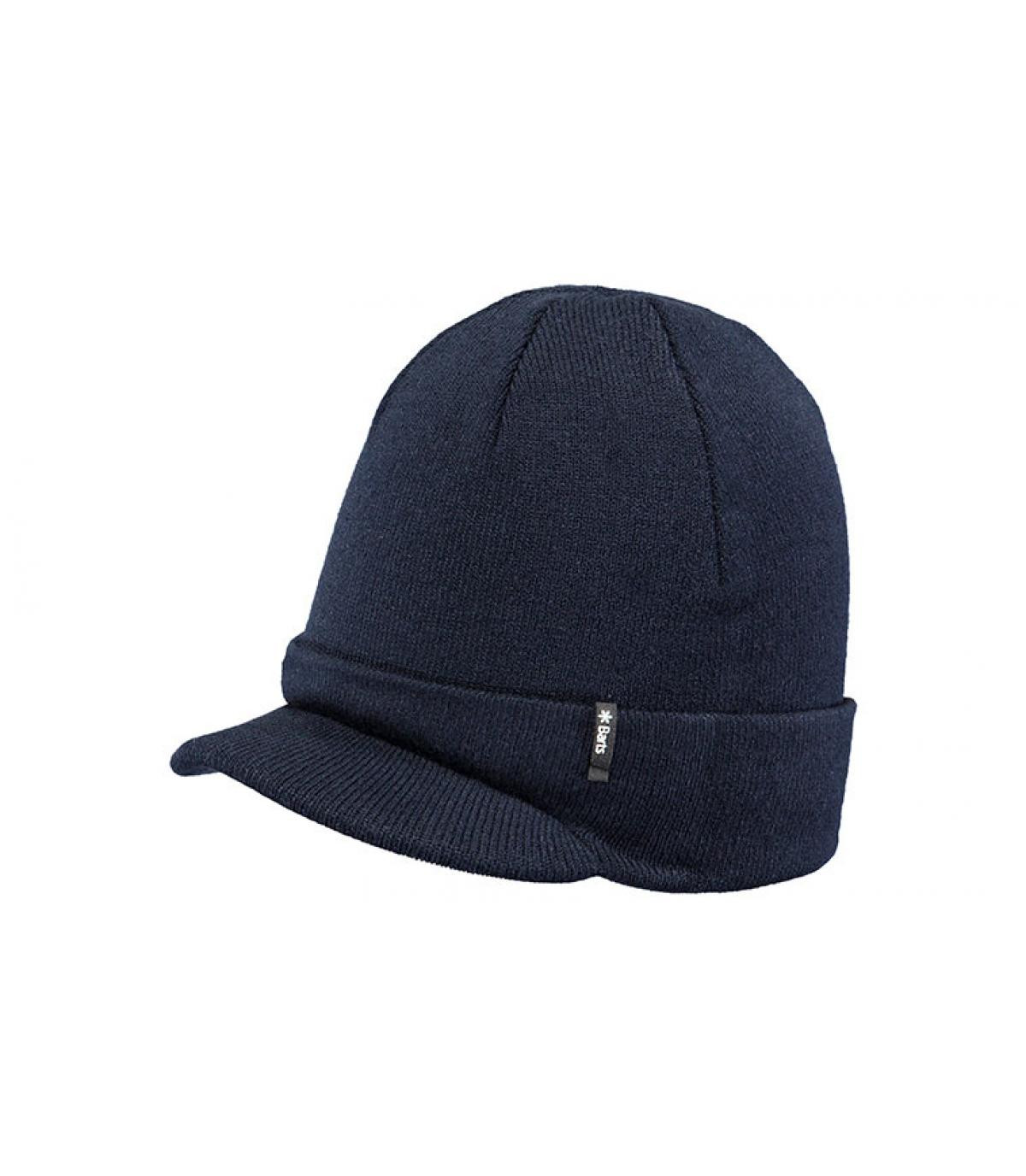 Schirmmütze marineblau