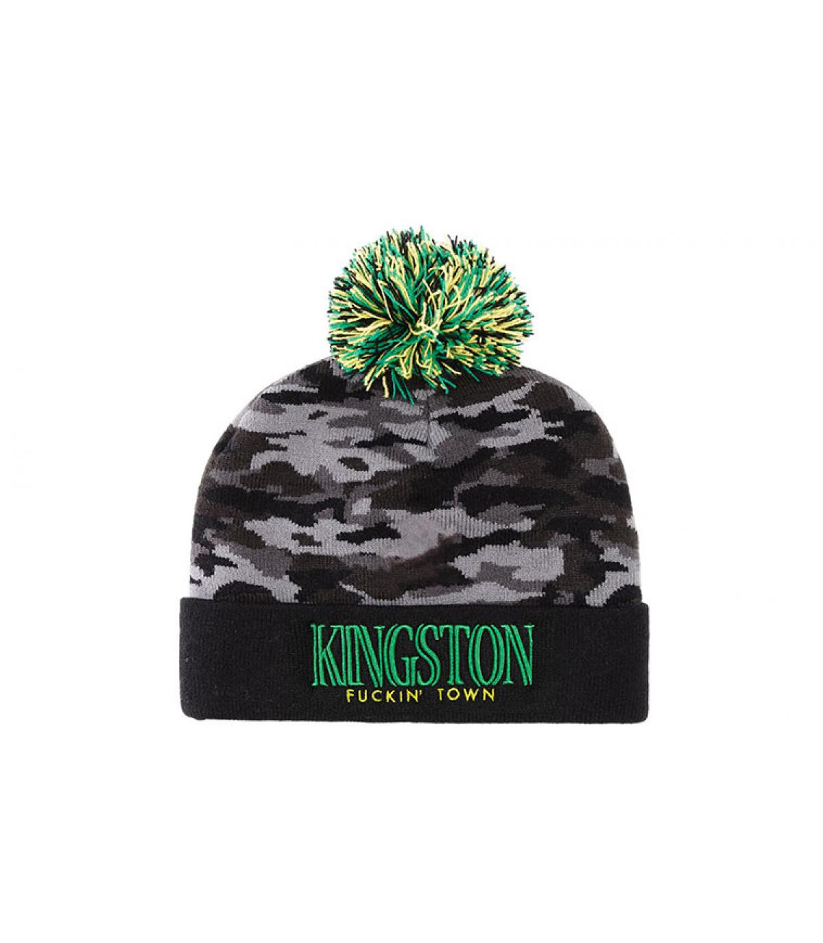 Kingston Mütze Cayler