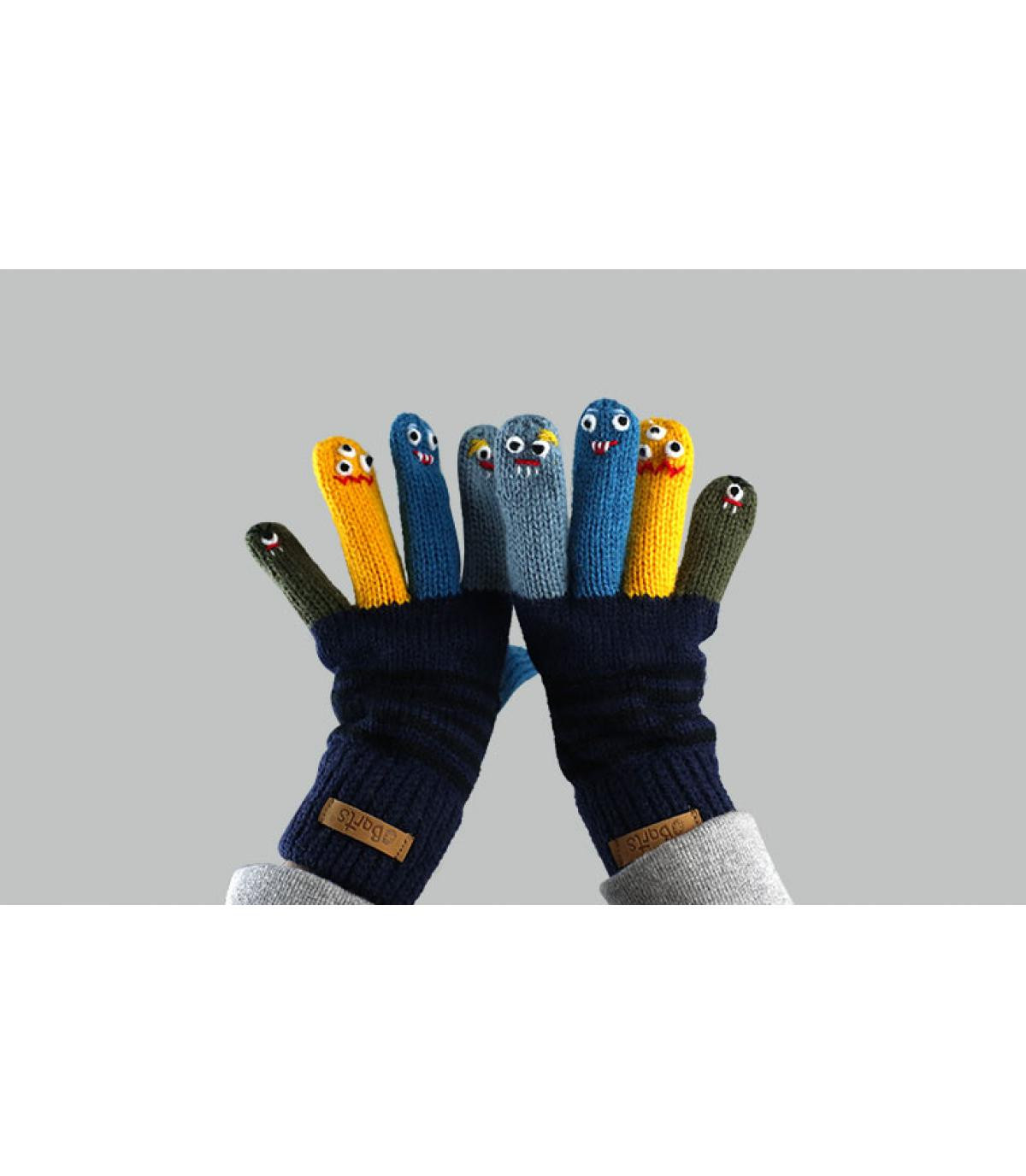 Kinder Handschuhe Handpuppe