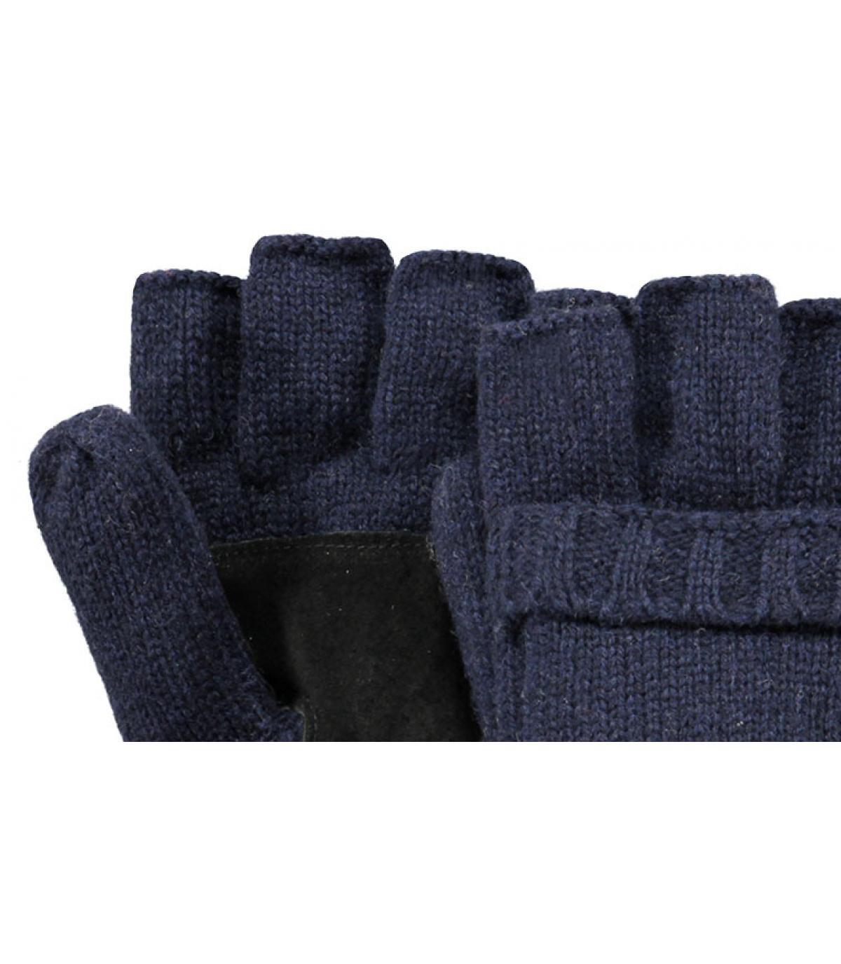 Details Haakon Handschuhe marineblau - Abbildung 2