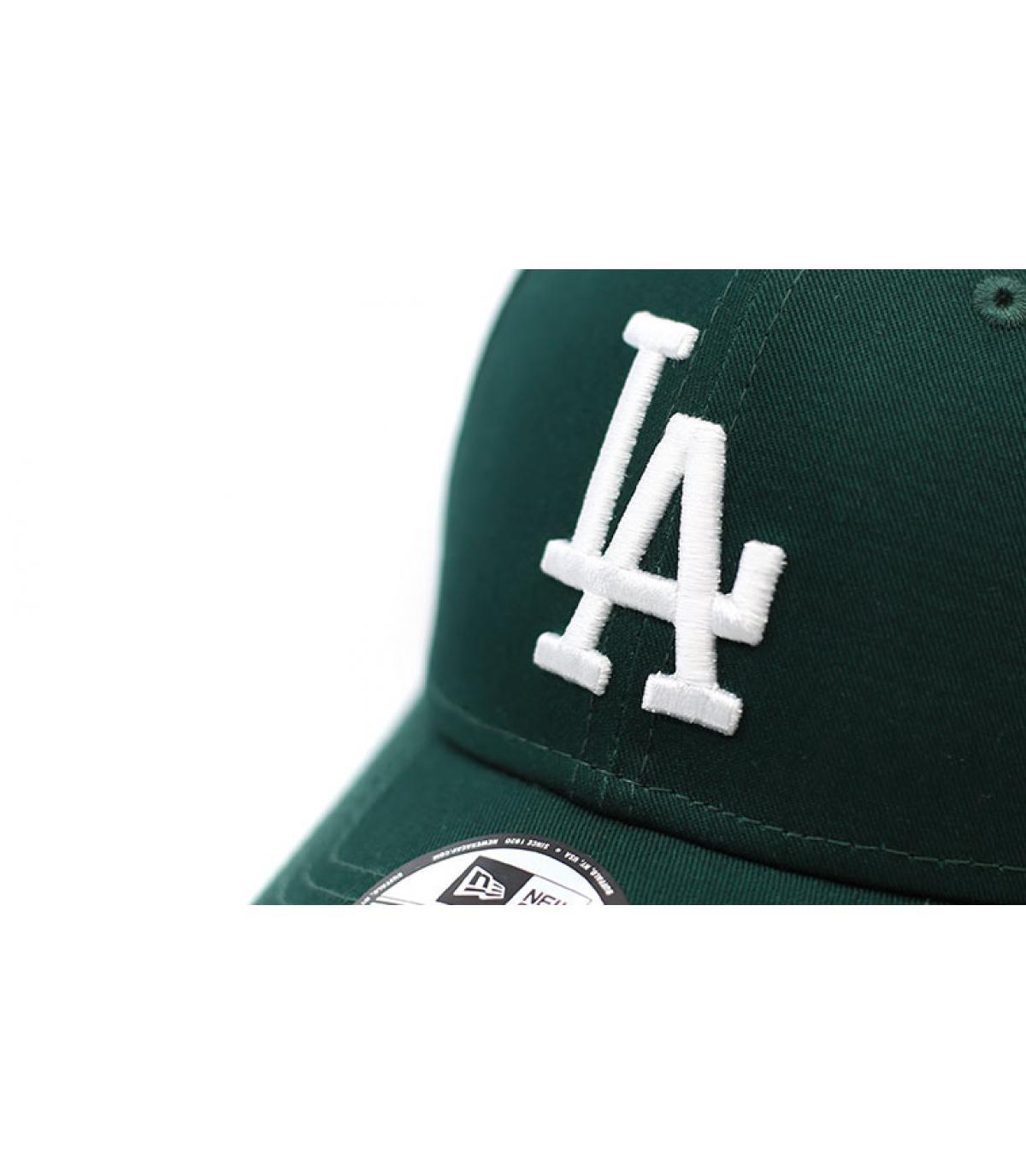 Details Cap League Ess 9Forty LA dark green - Abbildung 3