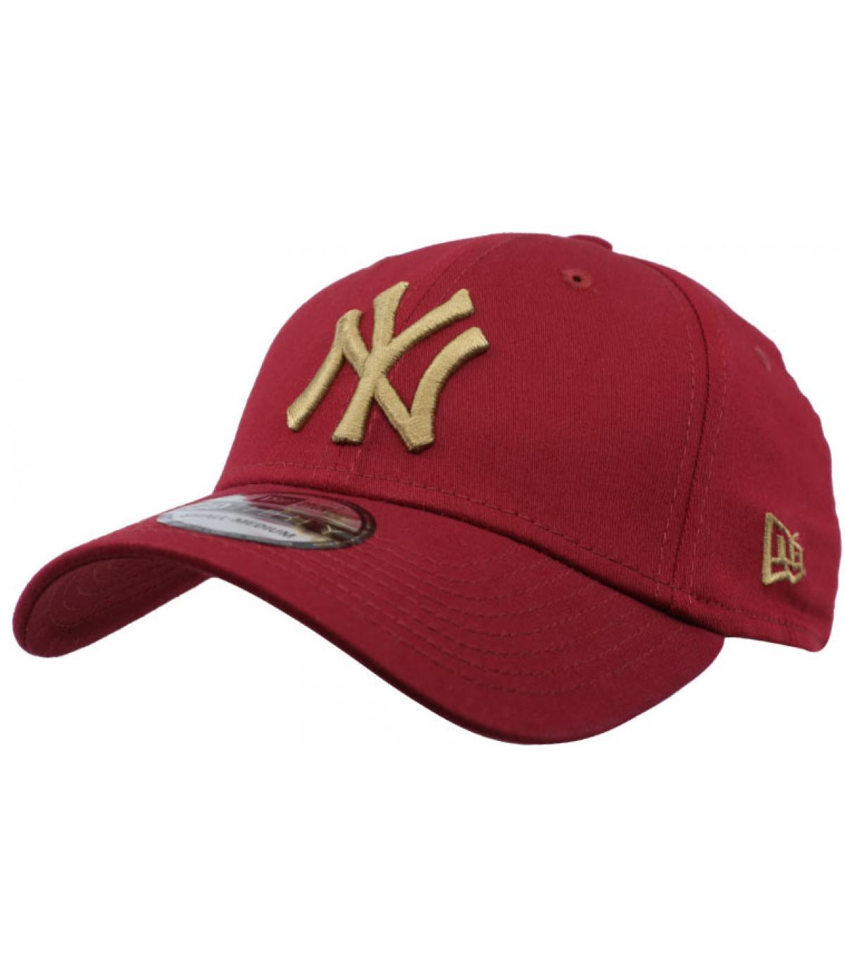 Details Cap League Ess NY 3930 cardinal wheat - Abbildung 2
