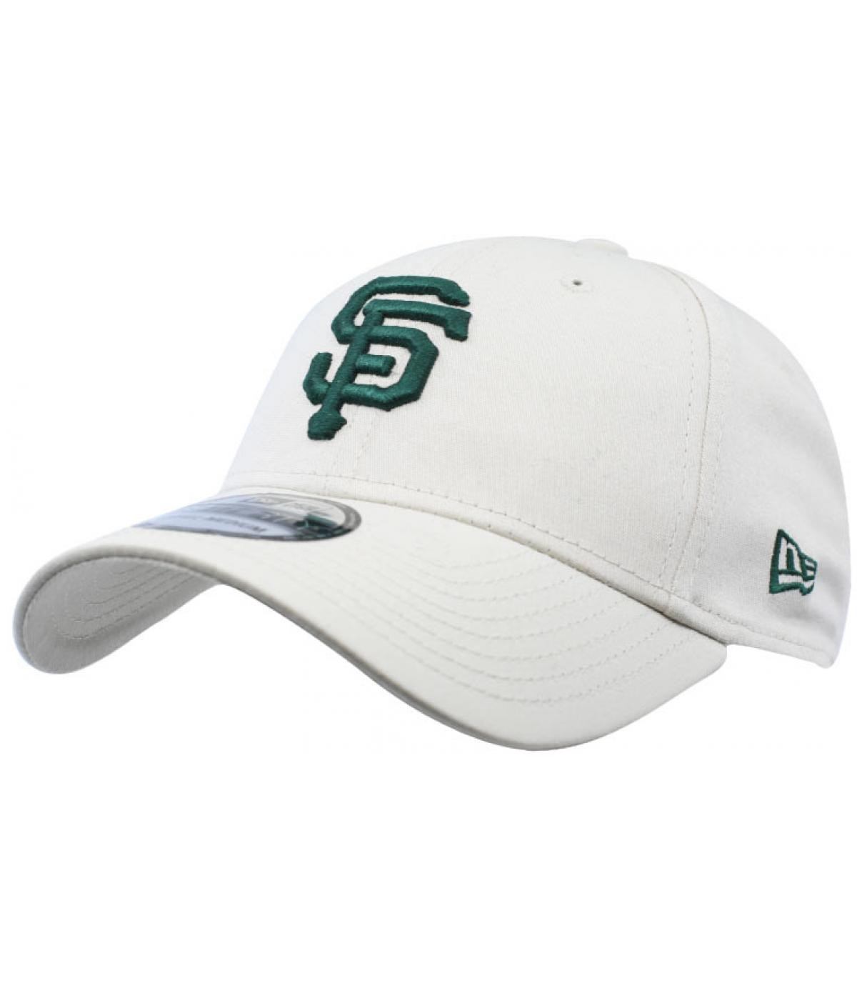 Details Cap League Ess SF 3930 stone dark green - Abbildung 2