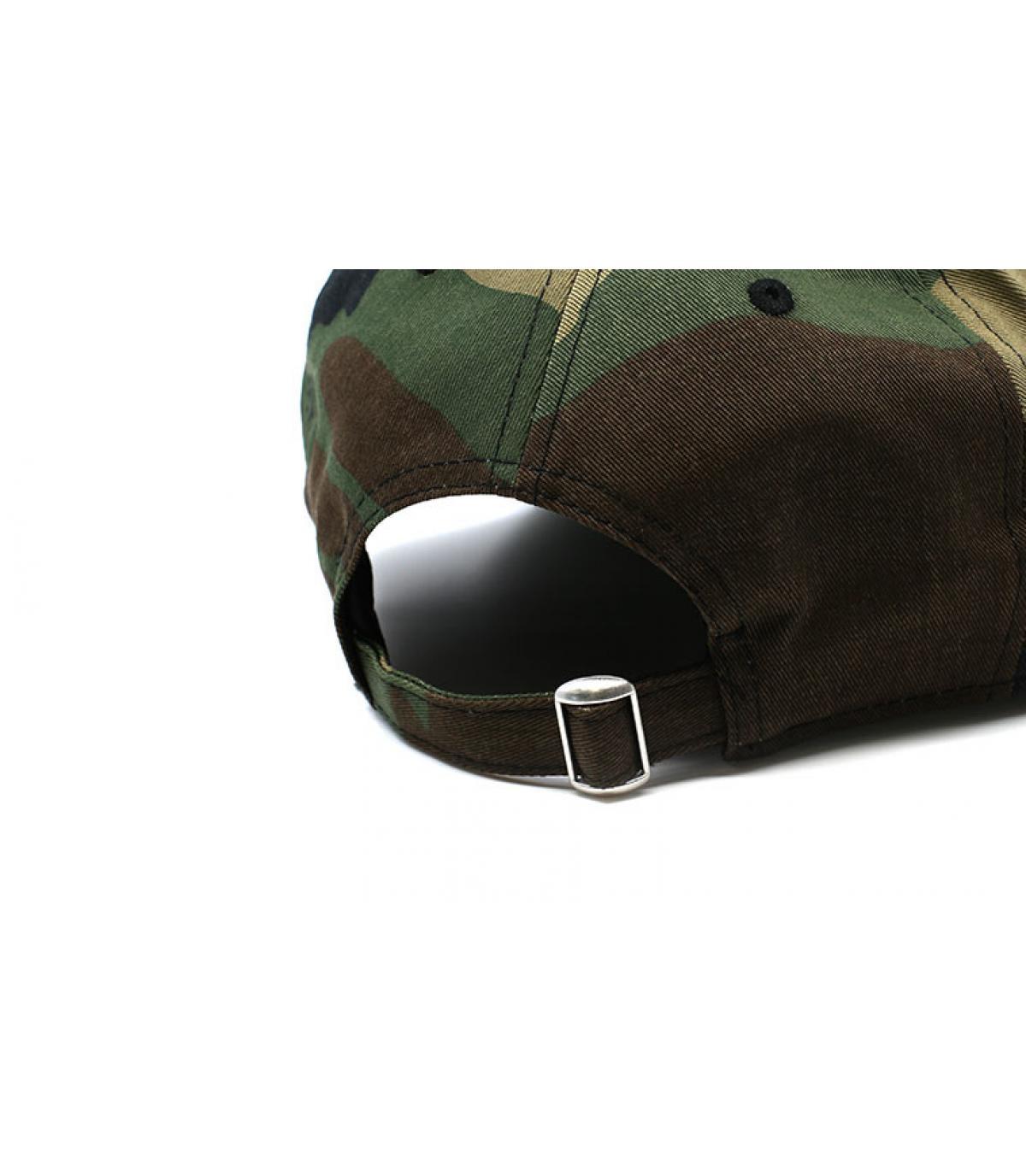 Details Cap Camo Packable LA 9Twenty woodland - Abbildung 5