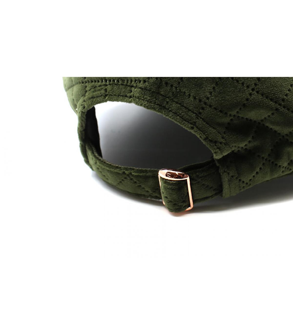 Details Cap Wmns Winter Pack LA 9Forty olive - Abbildung 5