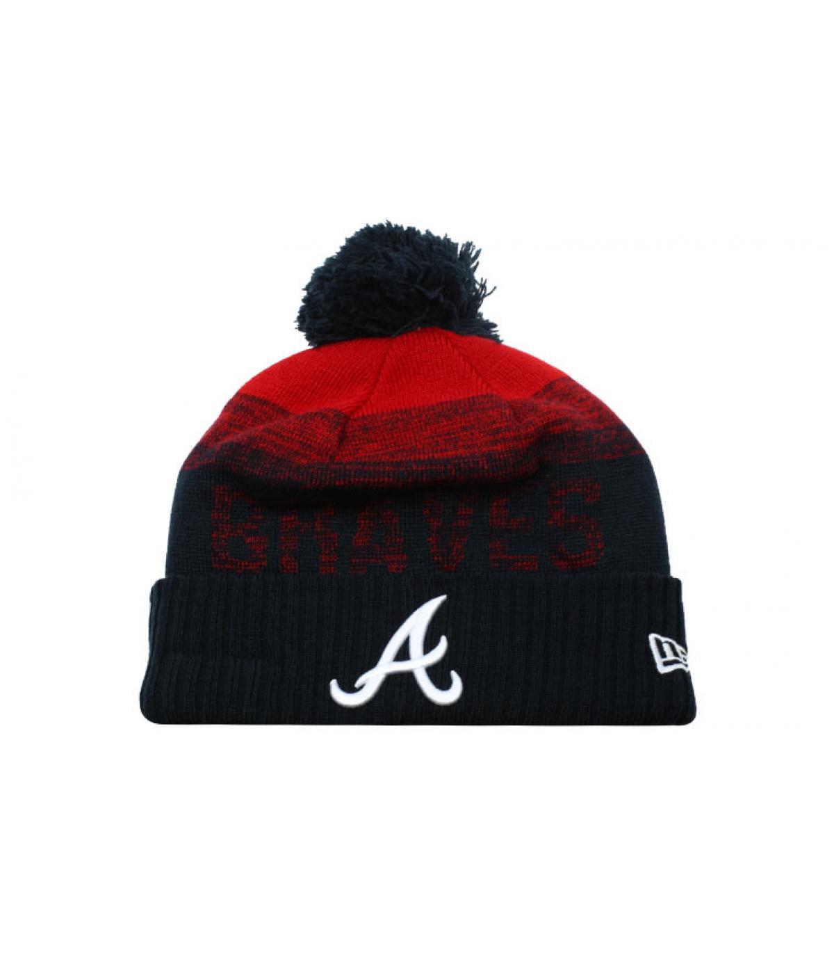 Details Mütze MLB Sport Knit Atlanta - Abbildung 2
