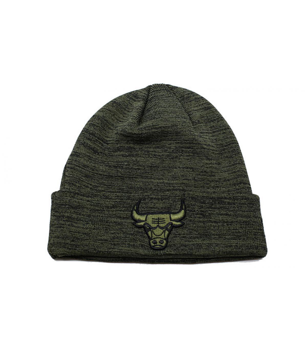 Mütze Bulls olivgrün