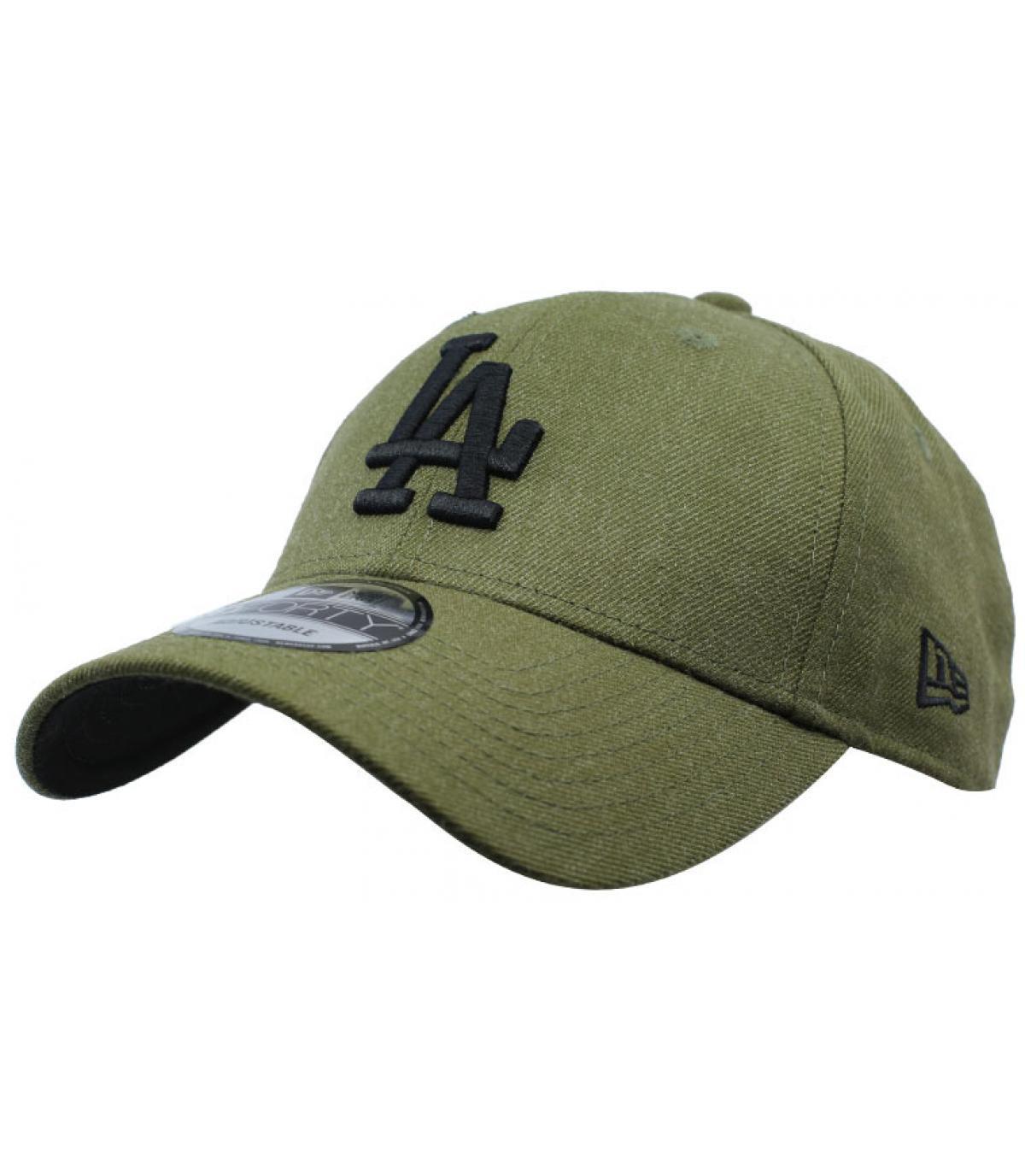 Cap A grün