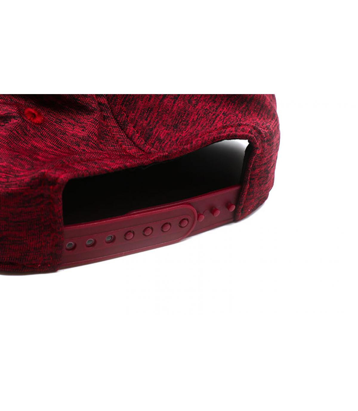 Details Snapback Dry Switch Boston 9Fifty cardinal - Abbildung 5