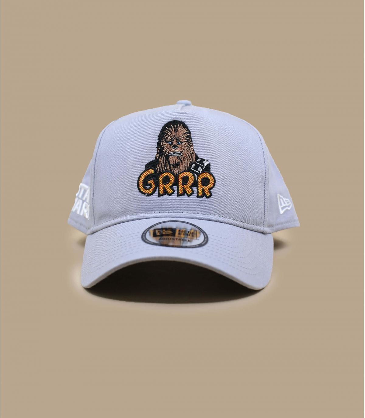 Cap Chewbacca grau