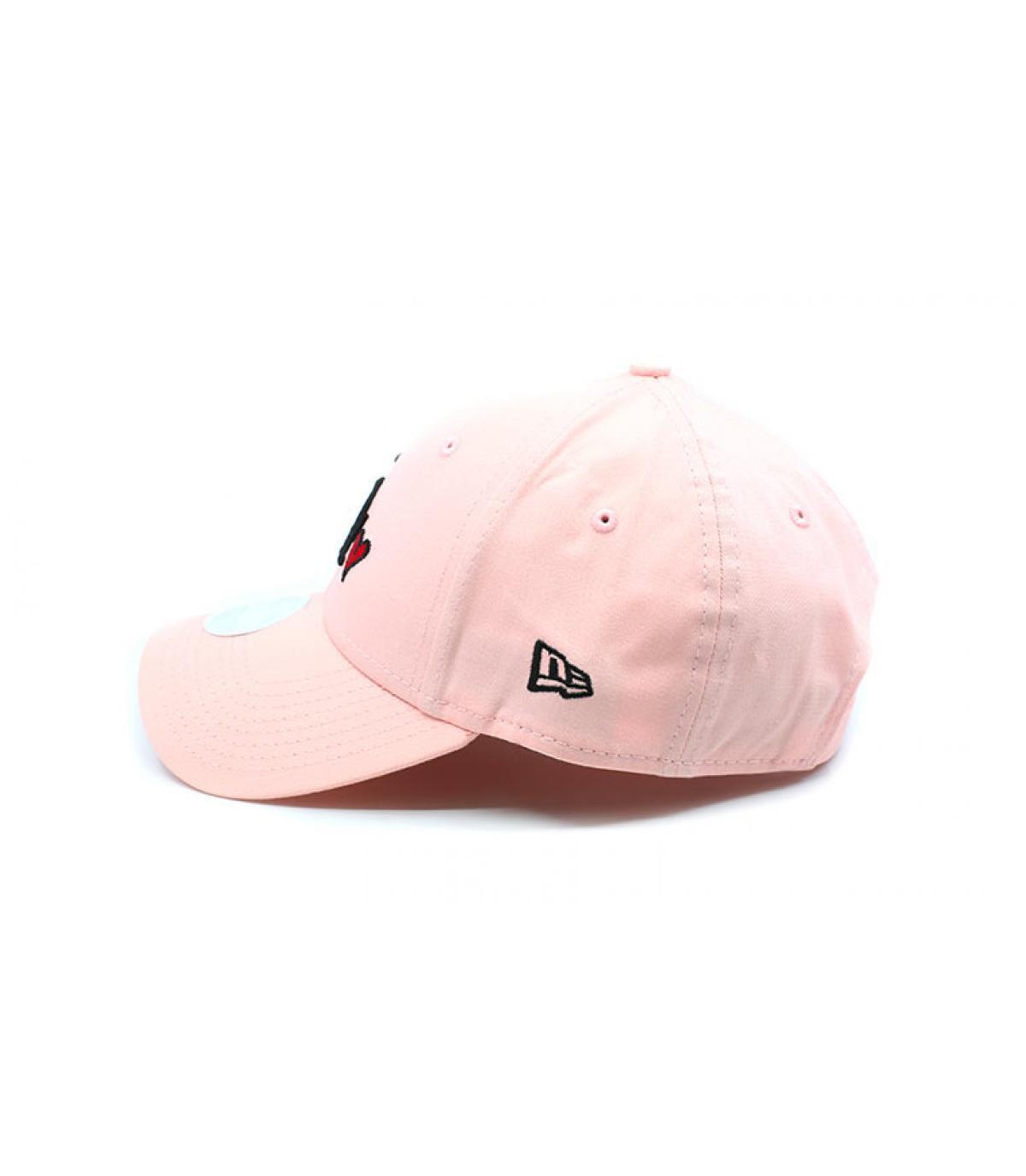 Details Cap Wmns Heart LA 940 pink - Abbildung 4