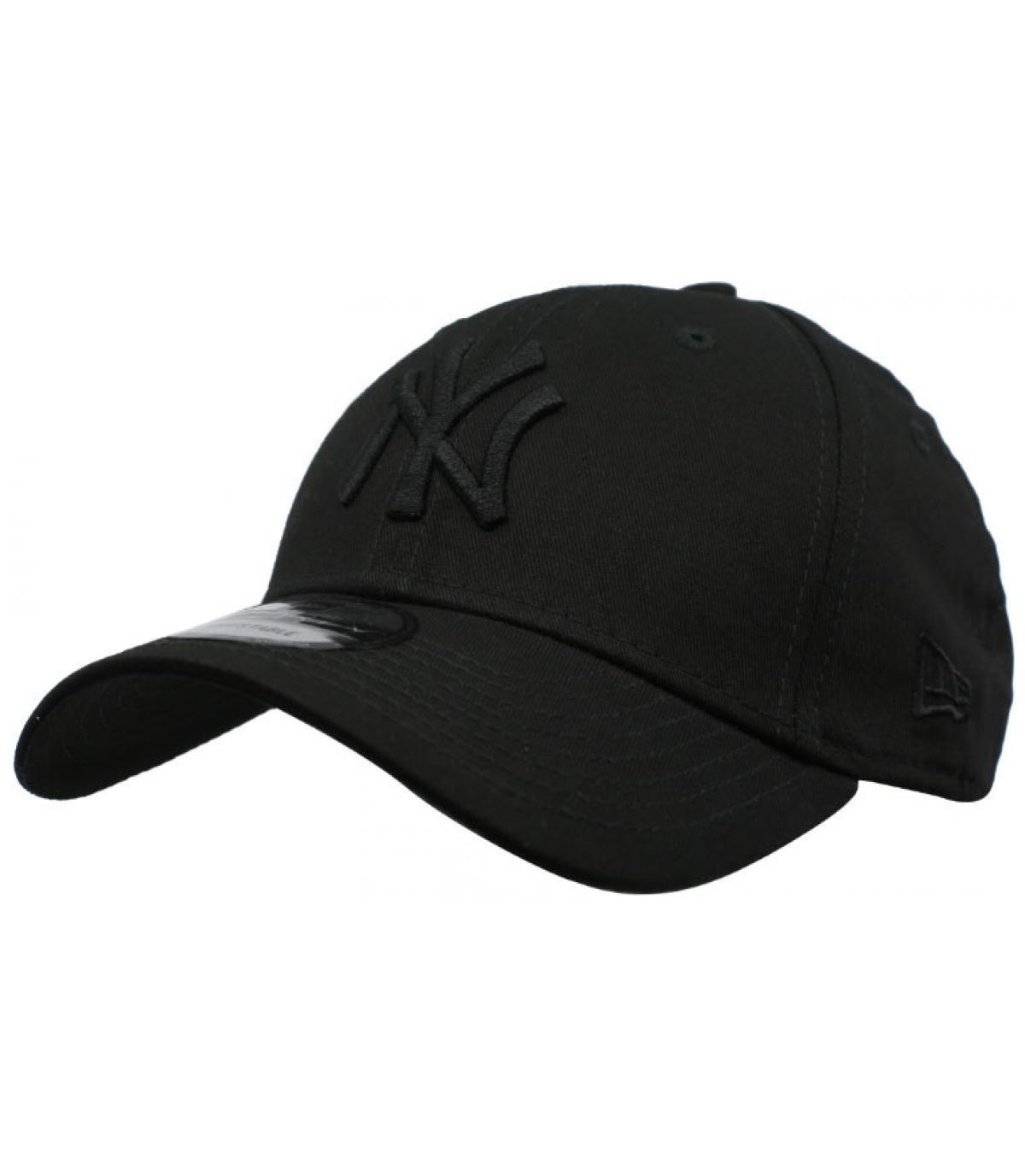 Cap NY schwarz New Era