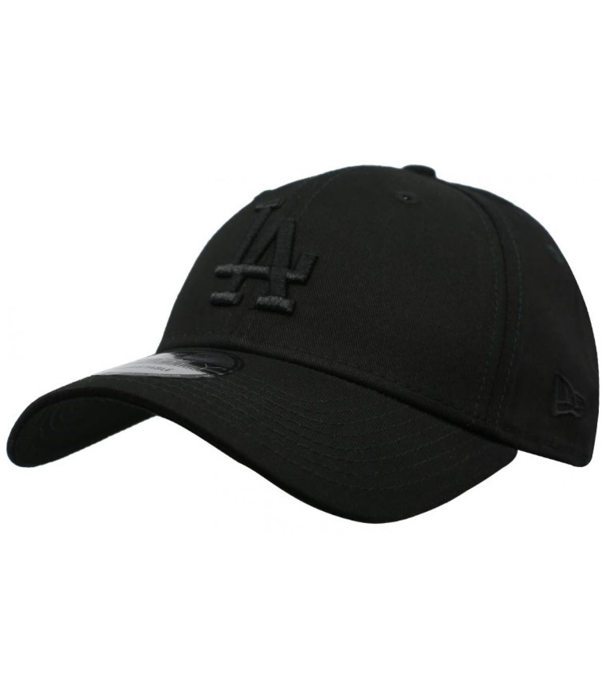 Cap LA schwarz New Era