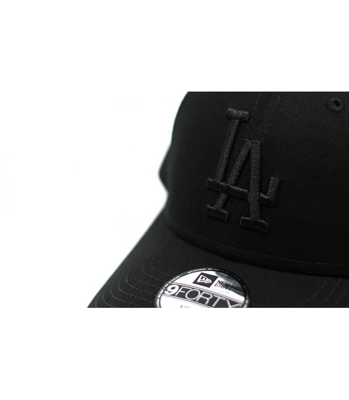 Details Cap 9Forty LA Snapback black - Abbildung 3