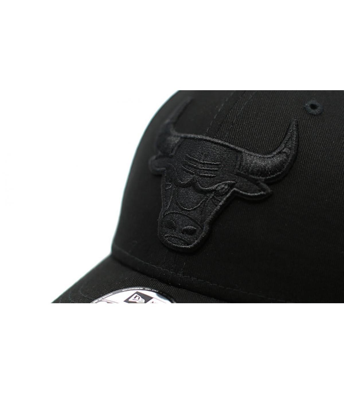 Details Cap 9Forty Bulls Snapback black - Abbildung 3