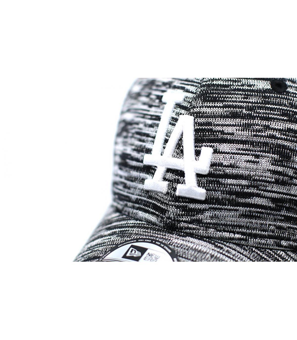 Details Cap Engineered Fit LA 9Forty black - Abbildung 3