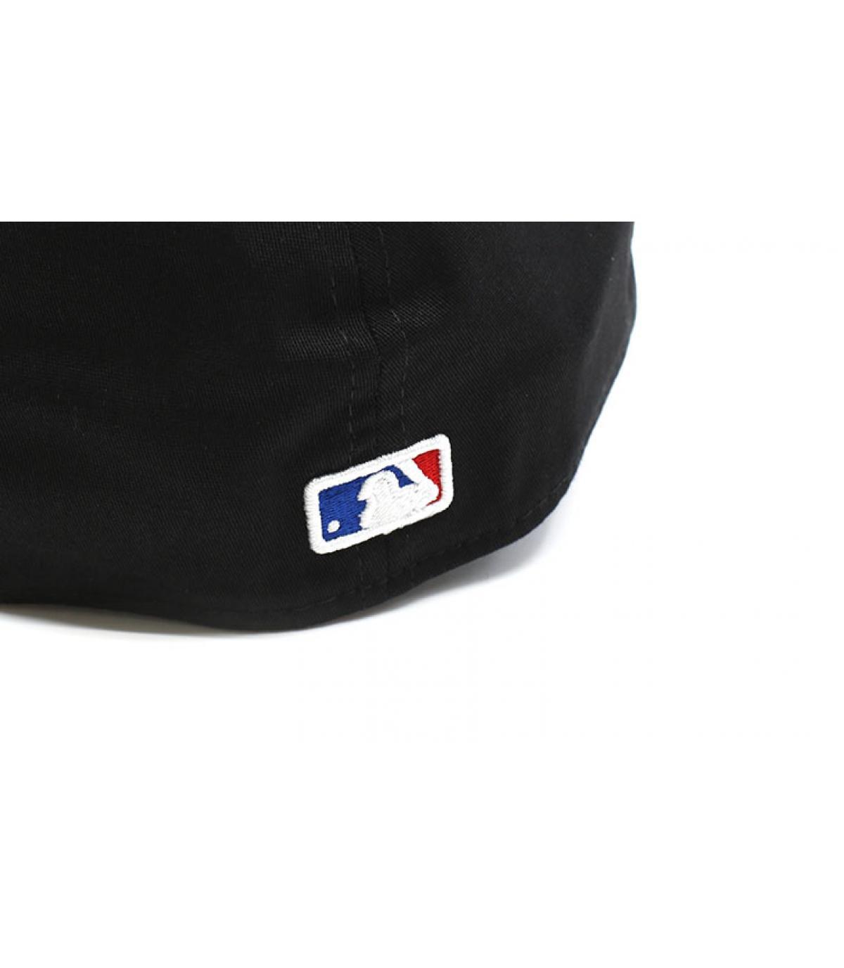 Details Cap League Ess NY 39Thirty black olive - Abbildung 5
