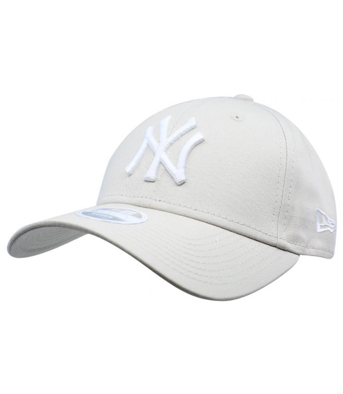Damen Cap NY  beige
